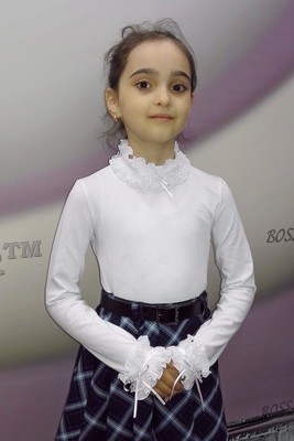 Блузка Иветта
