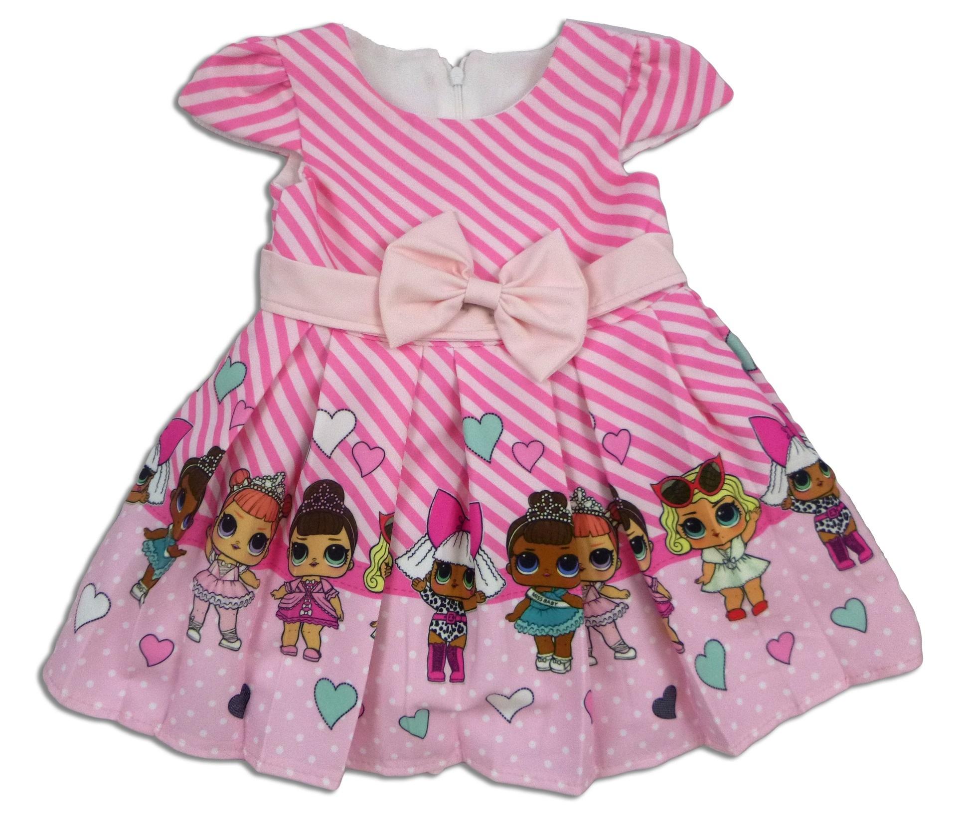 Платье для девочки BH582