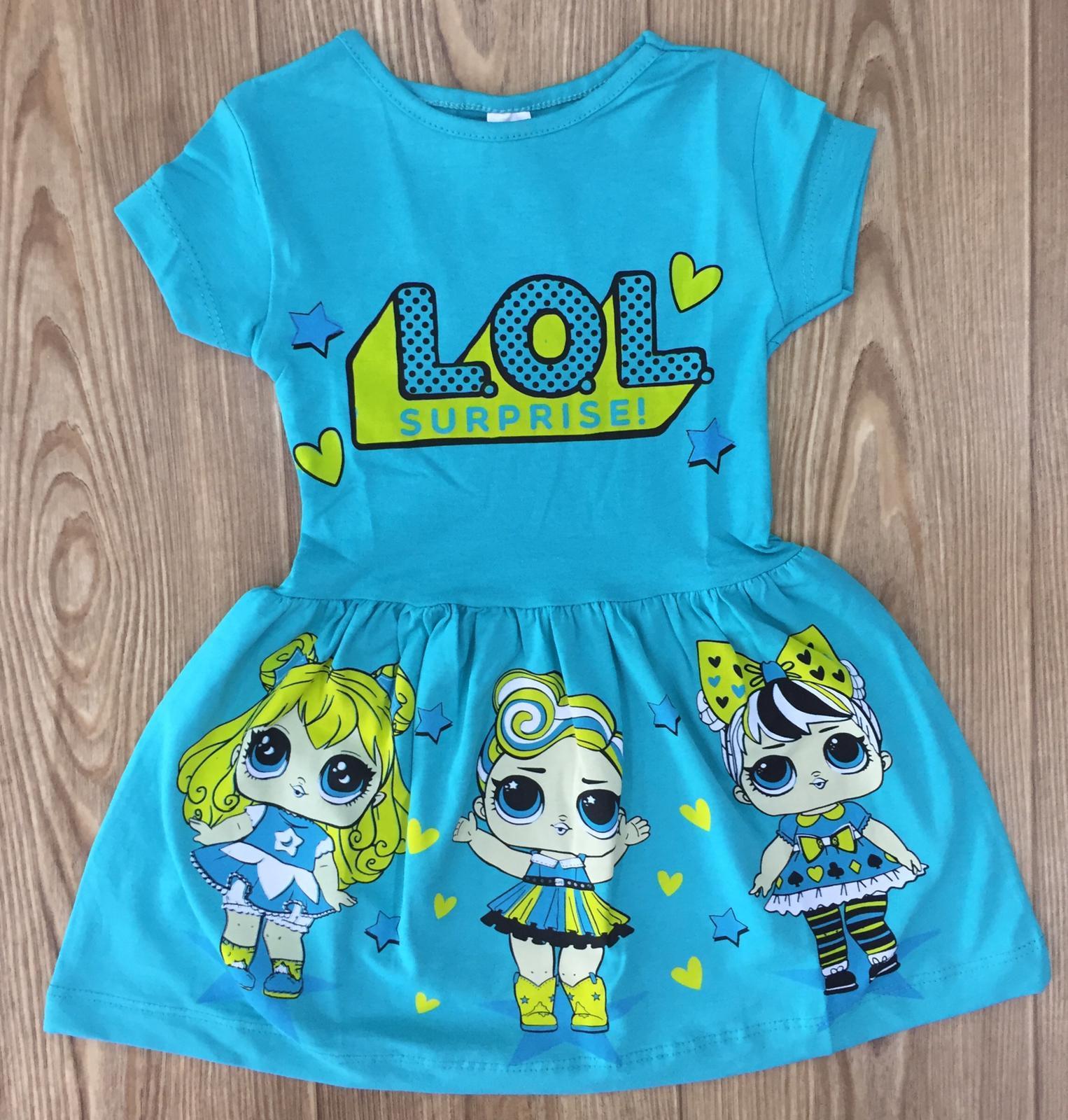 Платье для девочки ALL428-501