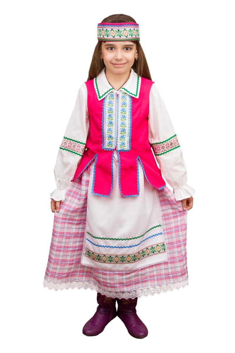 Белорусская девочка