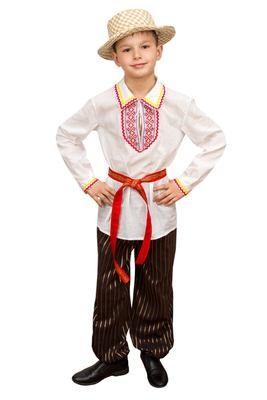 Белорусский мальчик