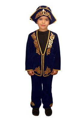 Казахский мальчик