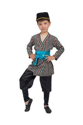 Узбекский мальчик
