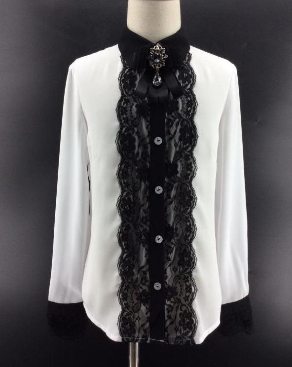 Блузка для девочки ALLBH783149