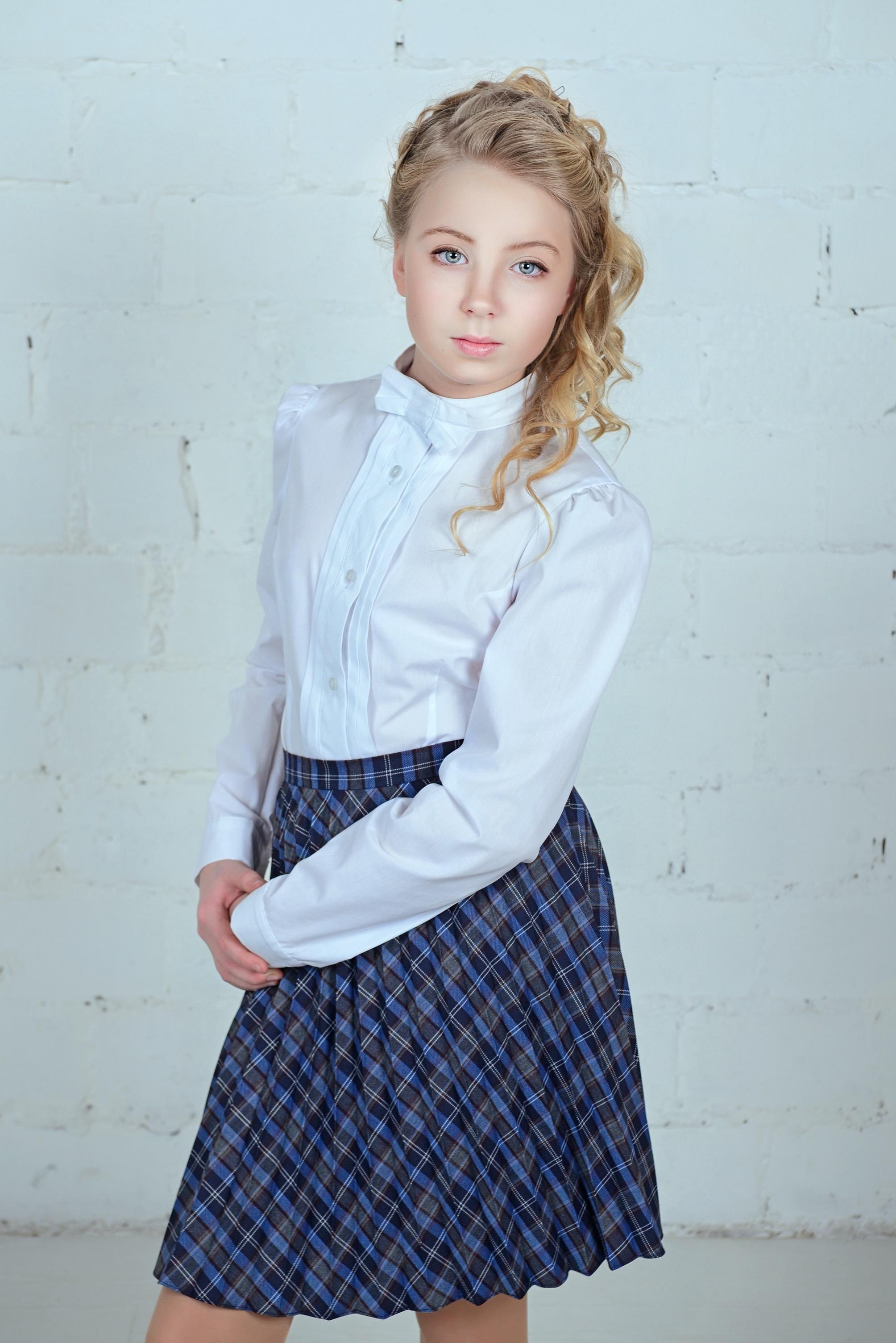 Блузка для девочки DS-0677-2