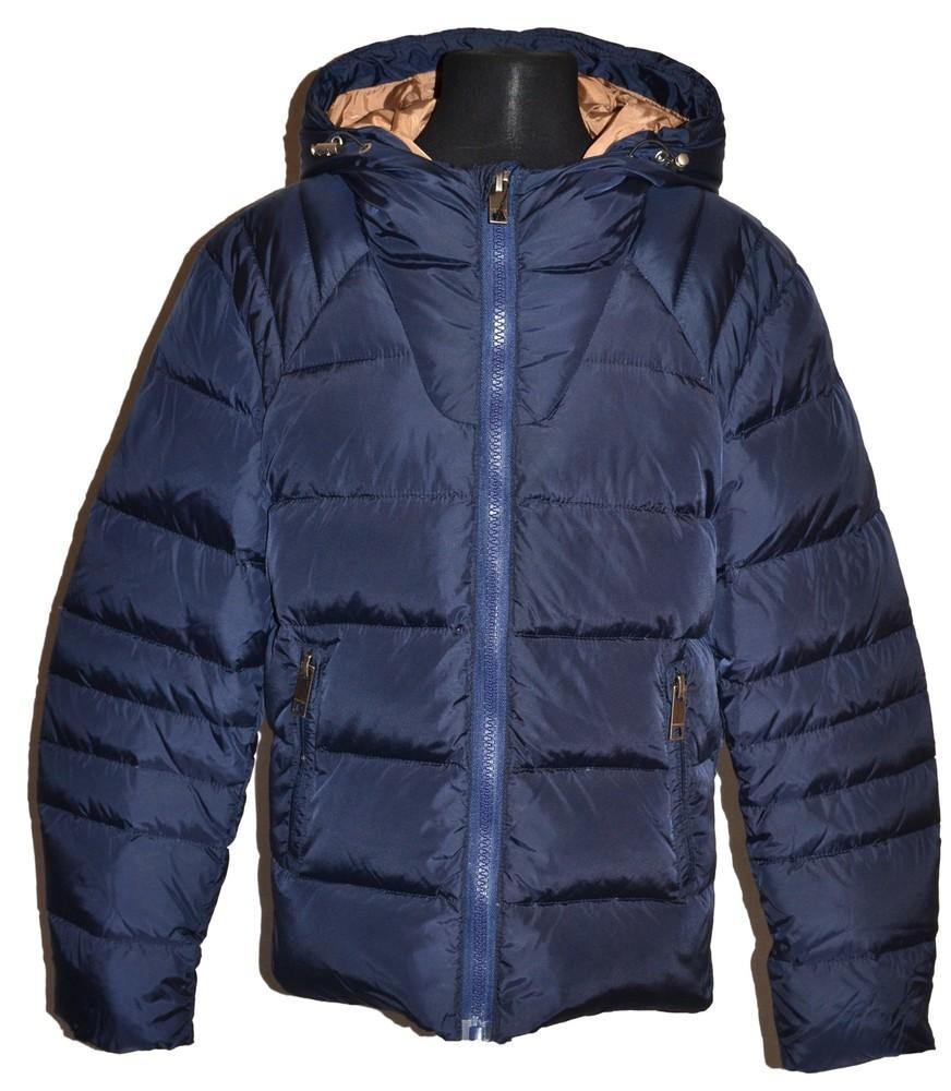 Куртка зимняя для мальчика YS-1432-КУМ201-42