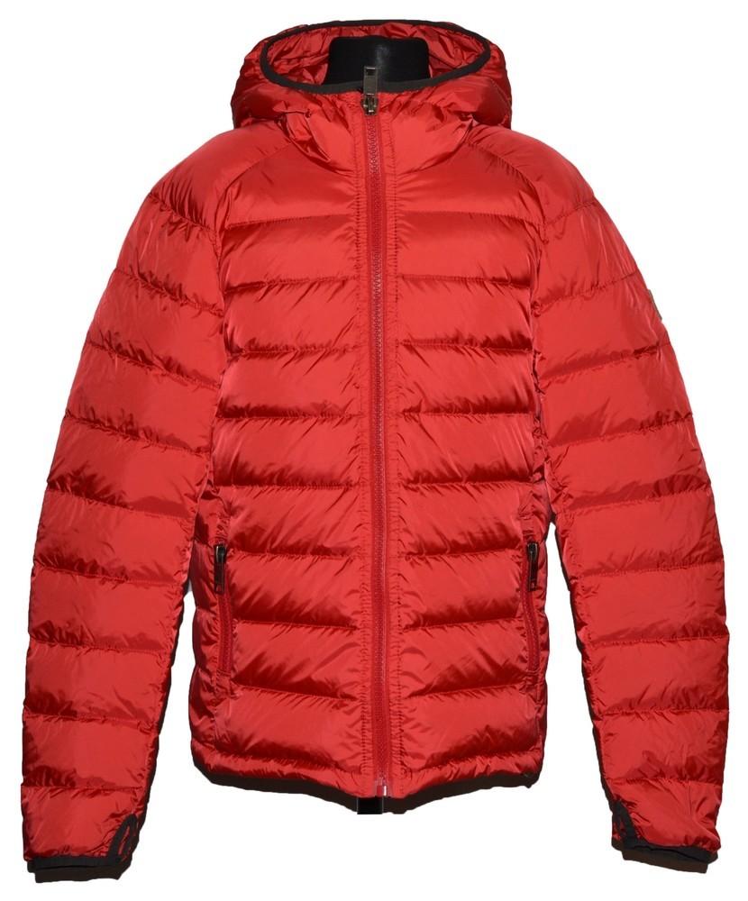 Куртка зимняя для мальчика YS-1432-КУМ200-15крас