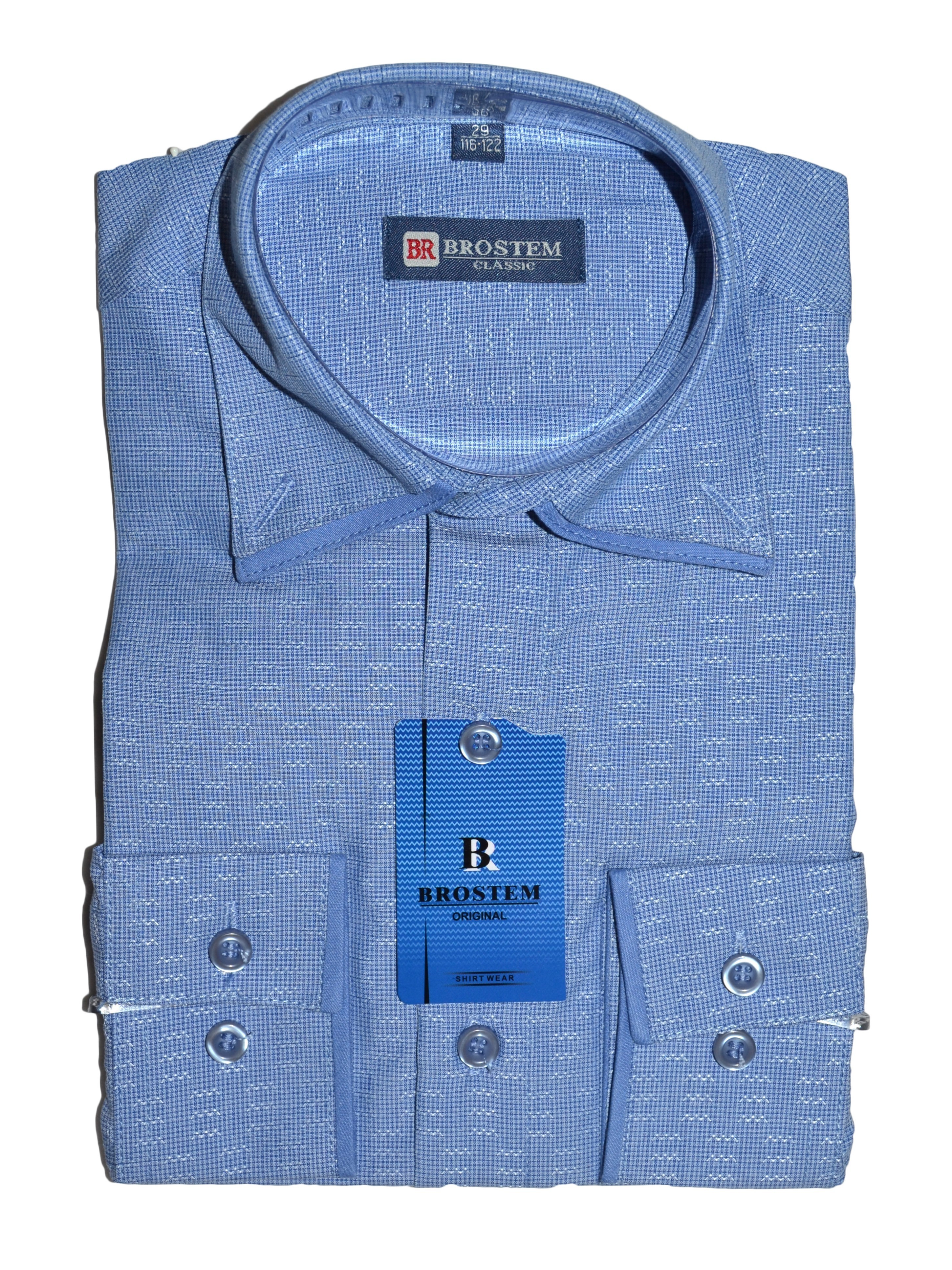 Рубашка для мальчика YS-YS-3435-10гол