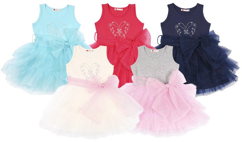 Платье для девочки ALL-61253