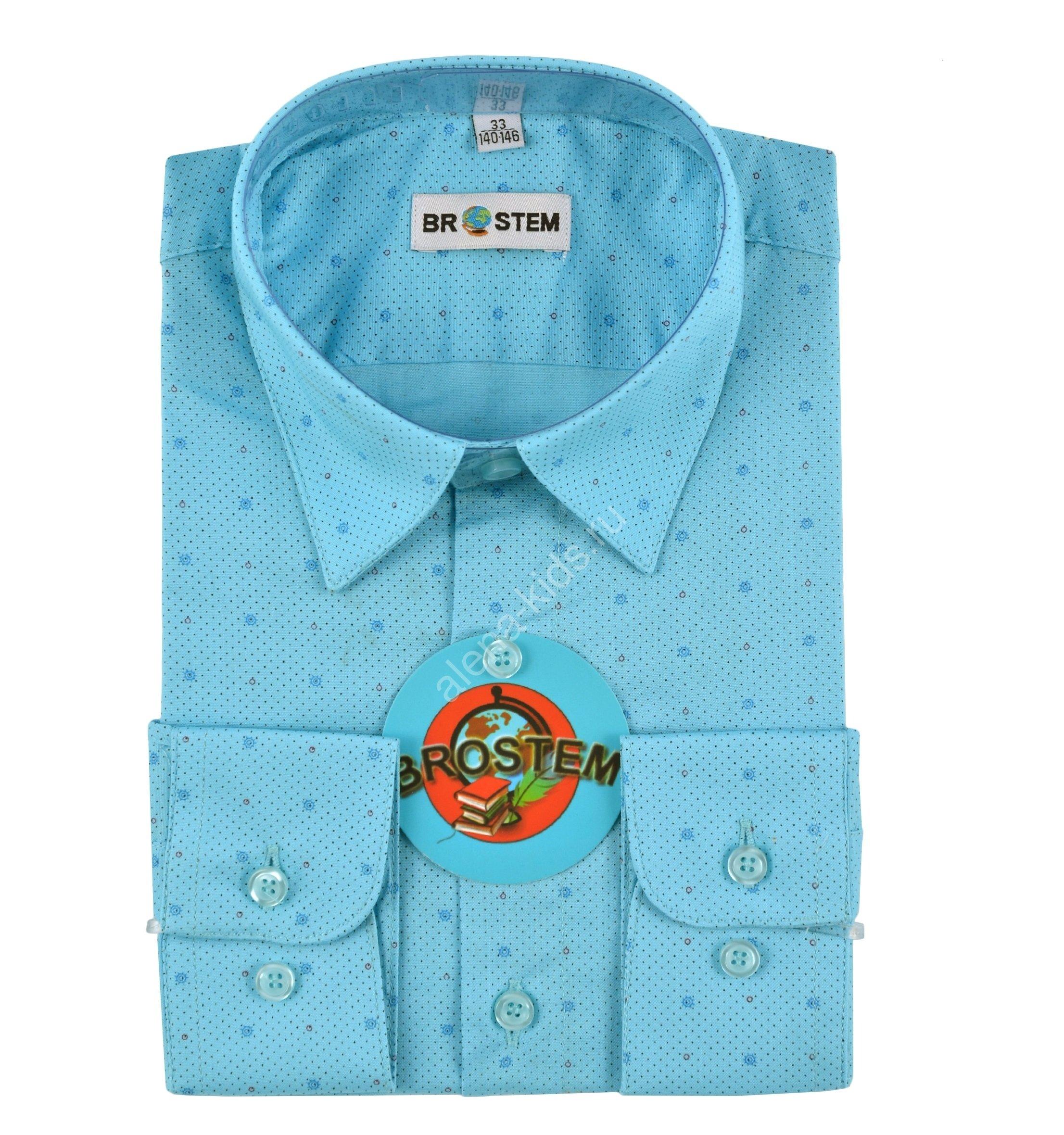 Рубашка для мальчика YS-С040бир