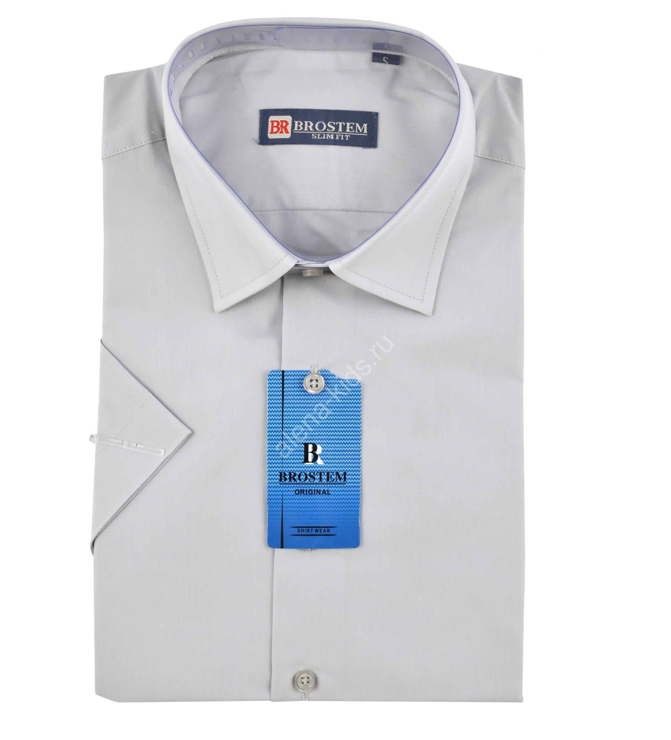 Рубашка для мальчика YS-CVC51сер
