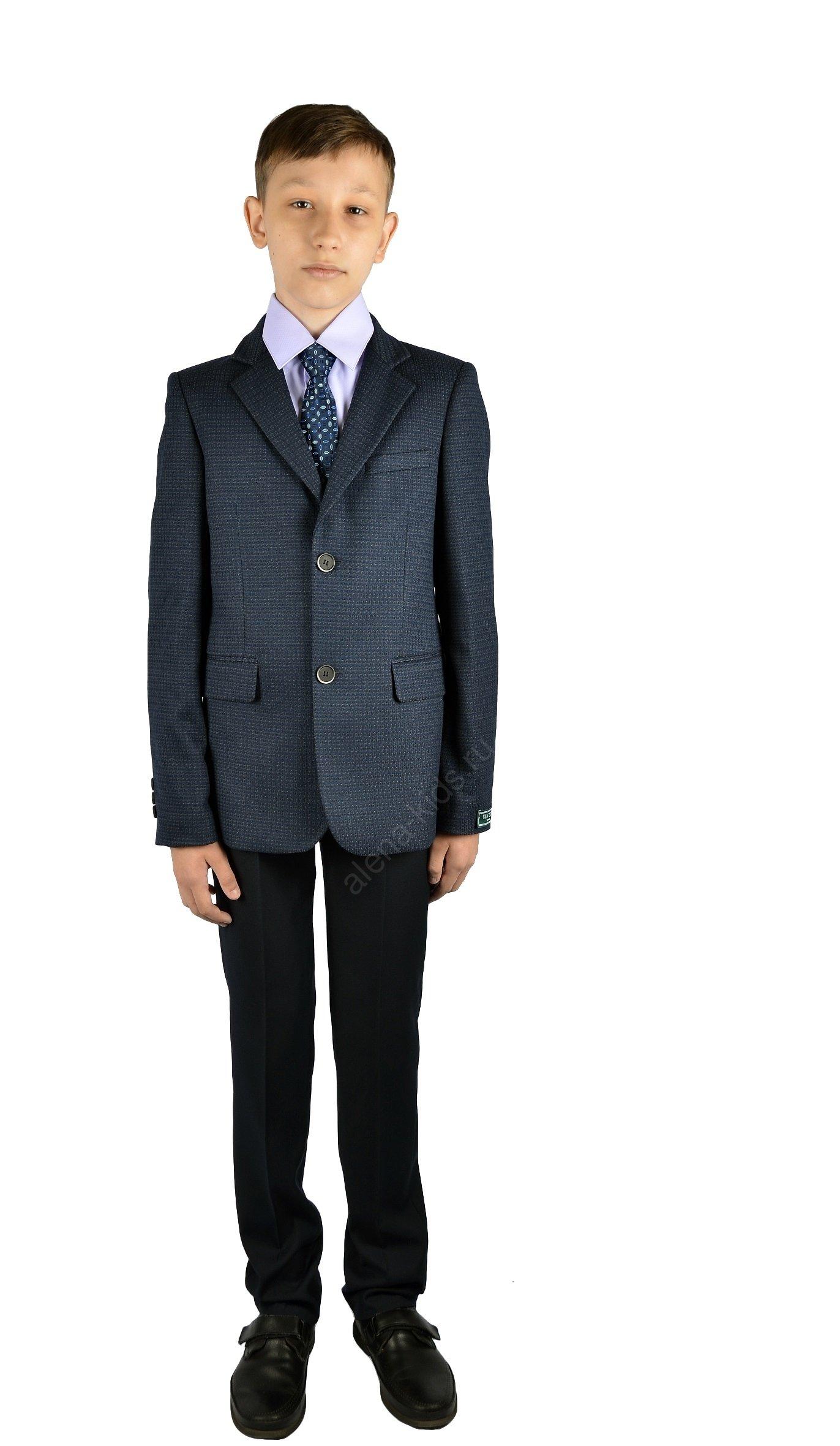 Пиджак для мальчика YSVCА91025син