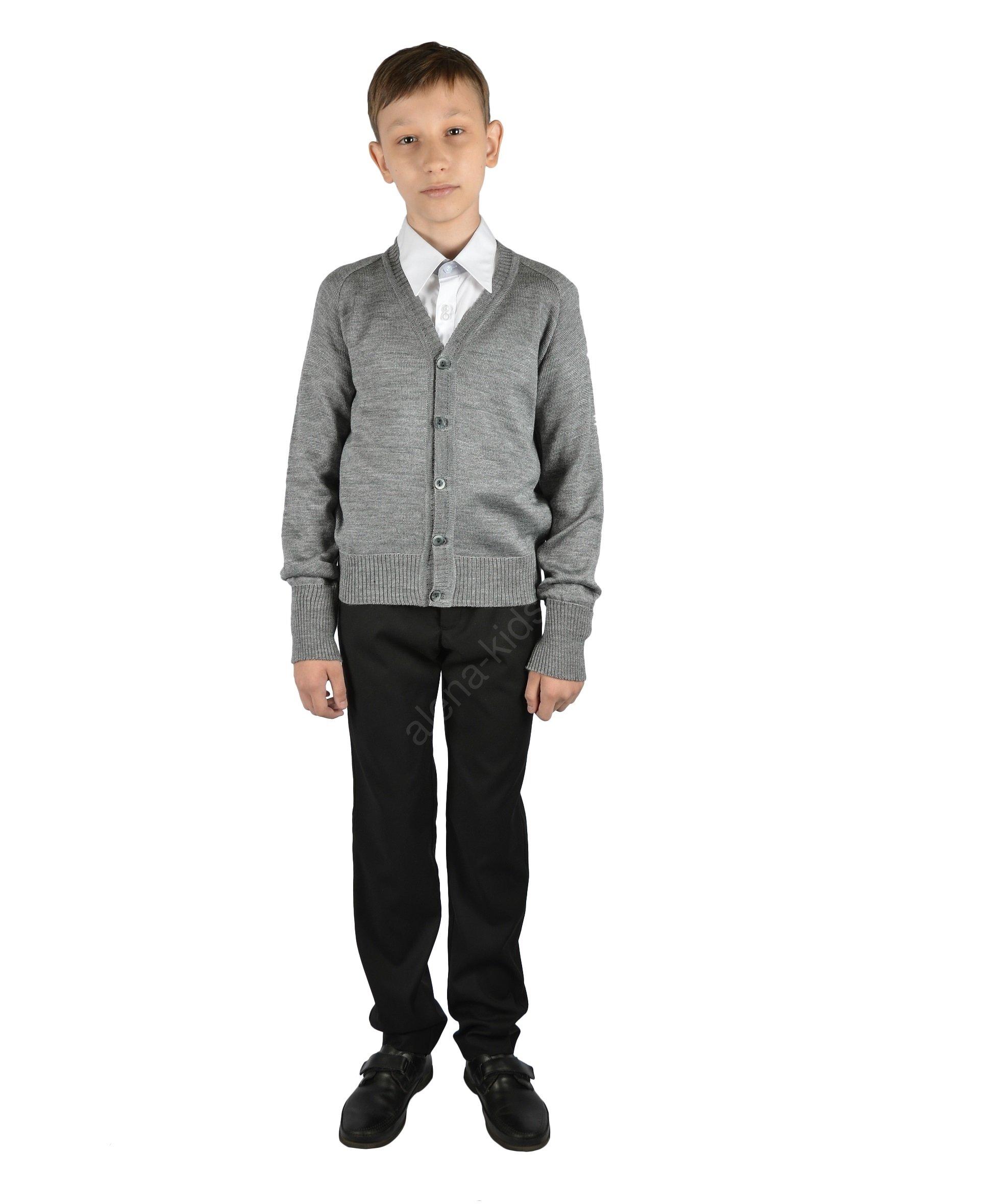 Жакет для мальчика YSTT-ЖКД-3От-син