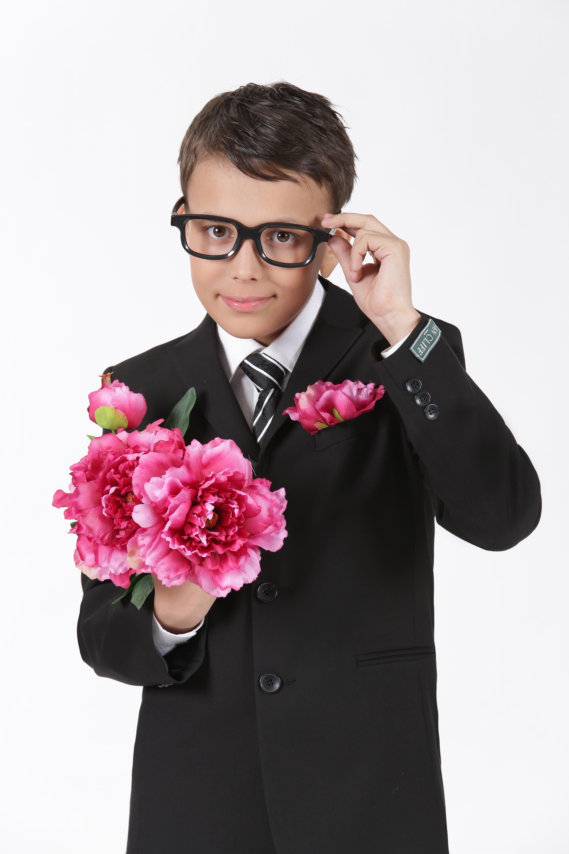 Костюм для мальчика YSVC91015чер