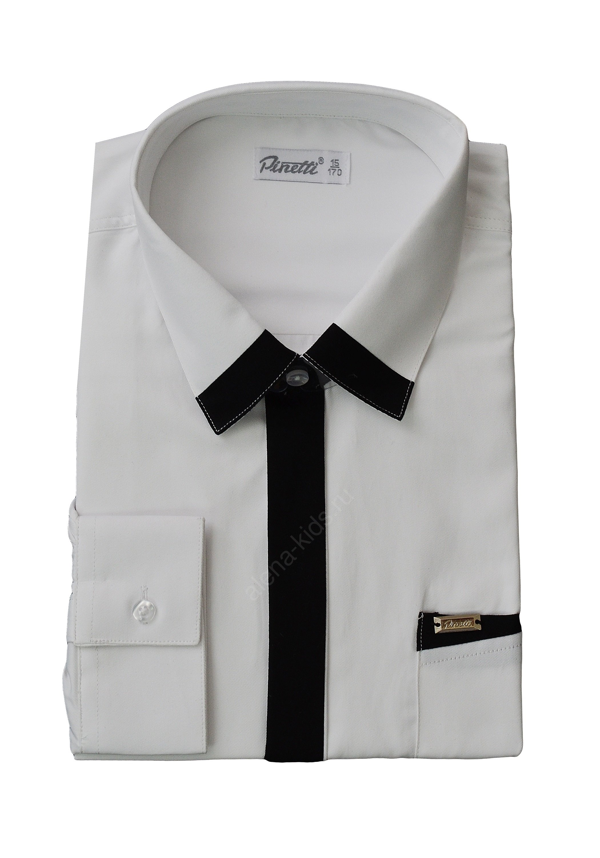 Рубашка для мальчика DSDS717039бел