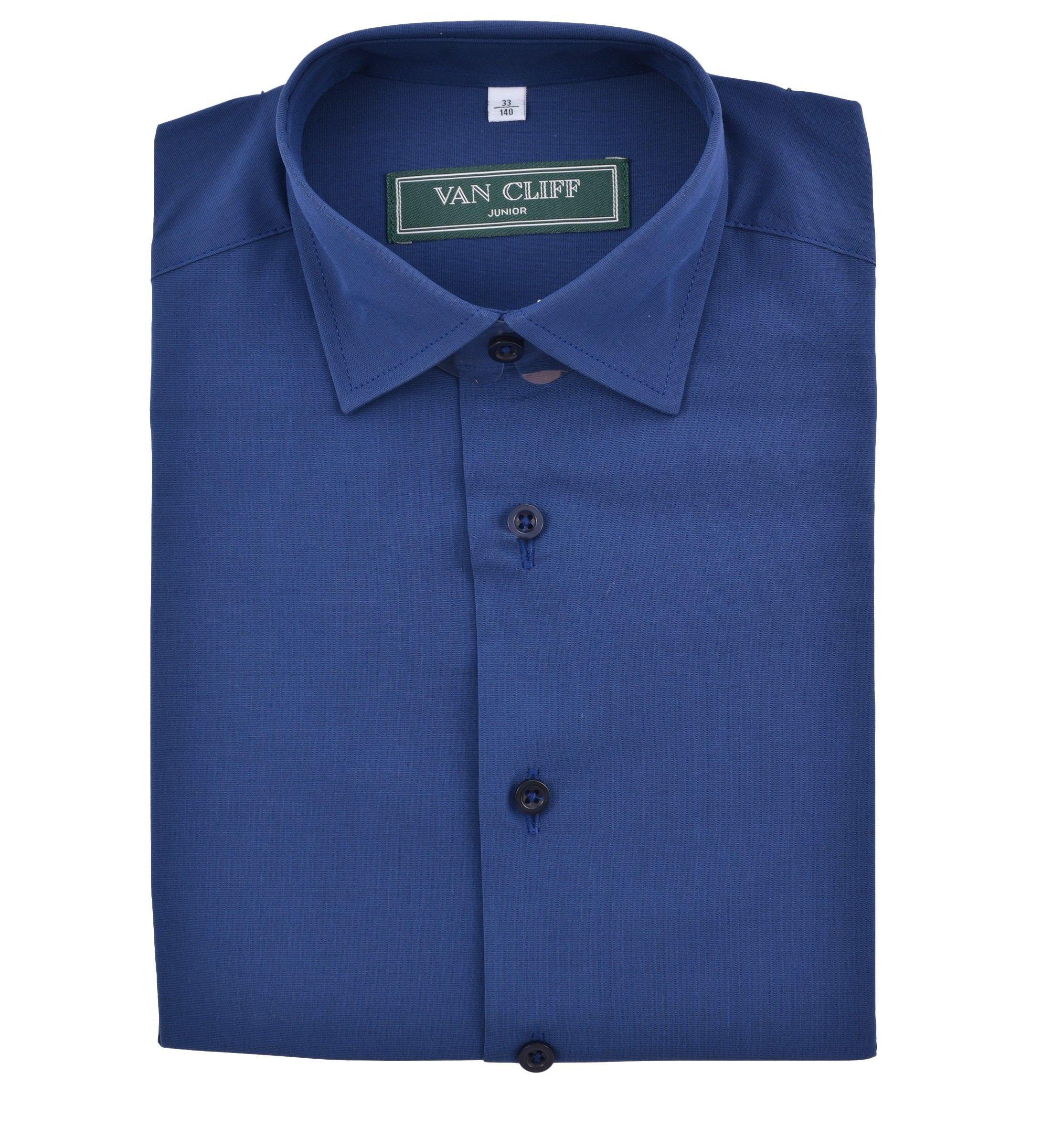 Рубашка для мальчика DSVC16553т-син