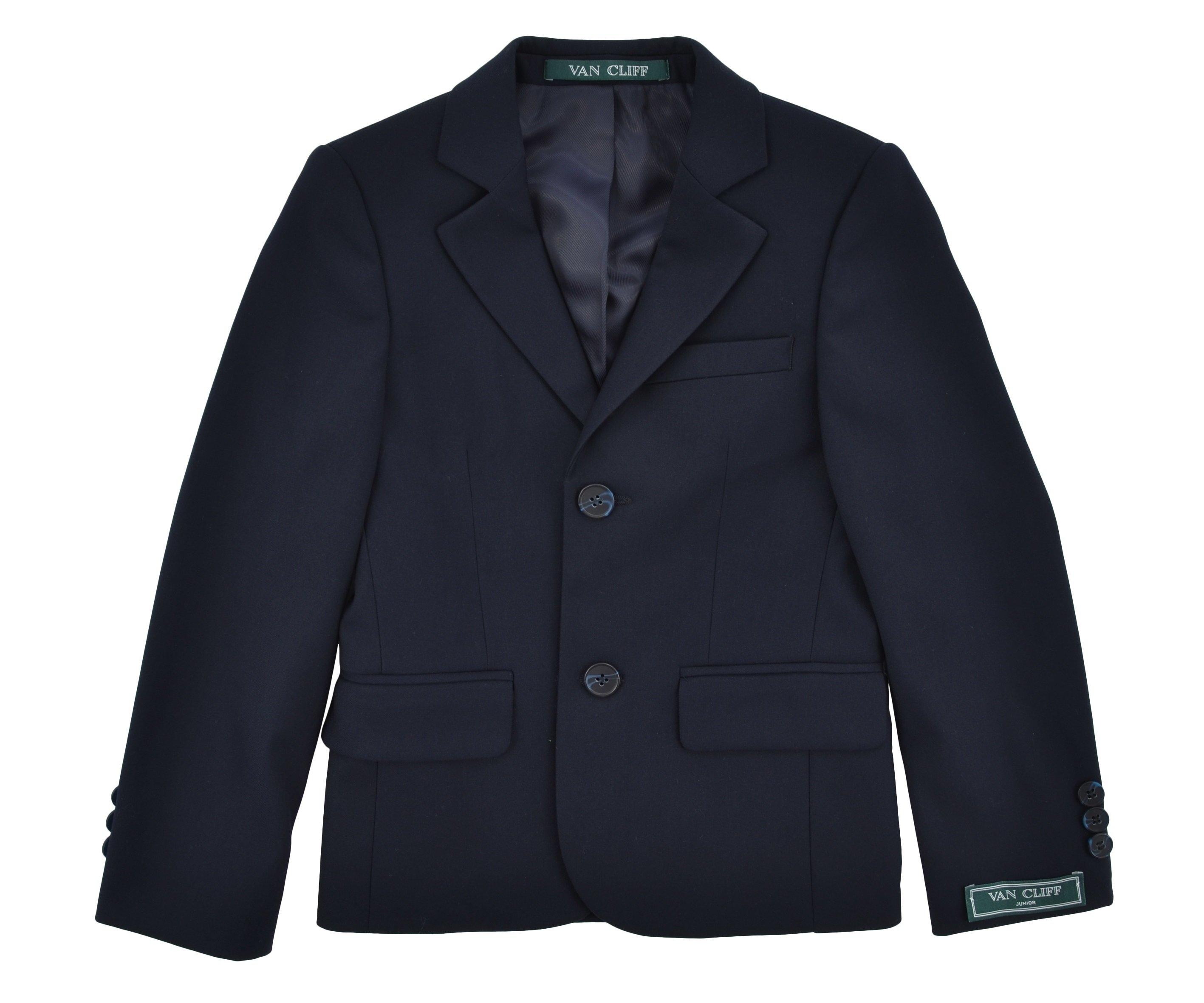Пиджак для мальчика YSVC91111син