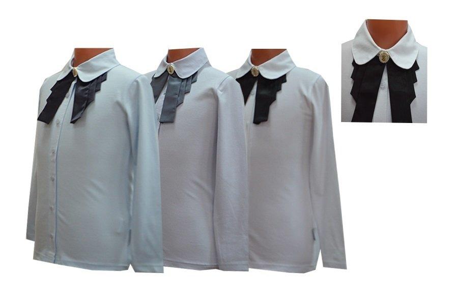 Блузка для девочки YS59BS4944бел