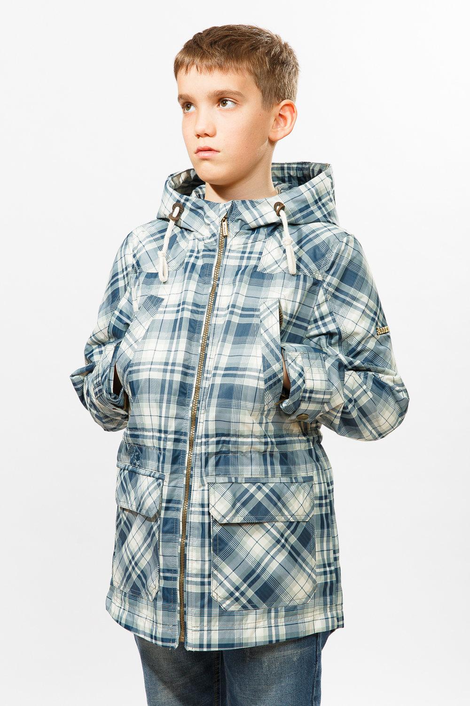 Куртка-ветровка для мальчика YSPX-КВ938син