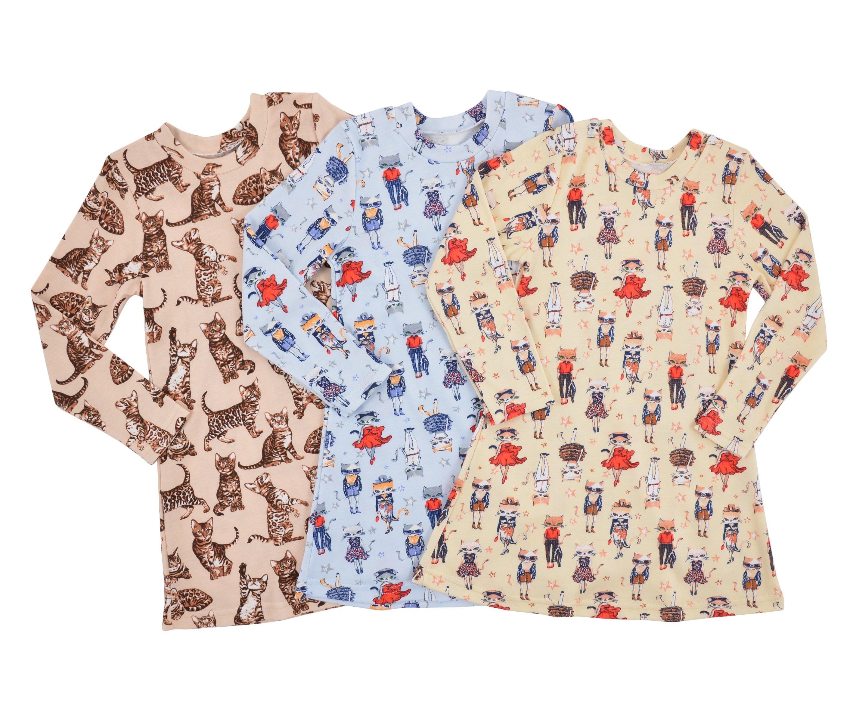 Платье для девочки ALLAL01-2359А