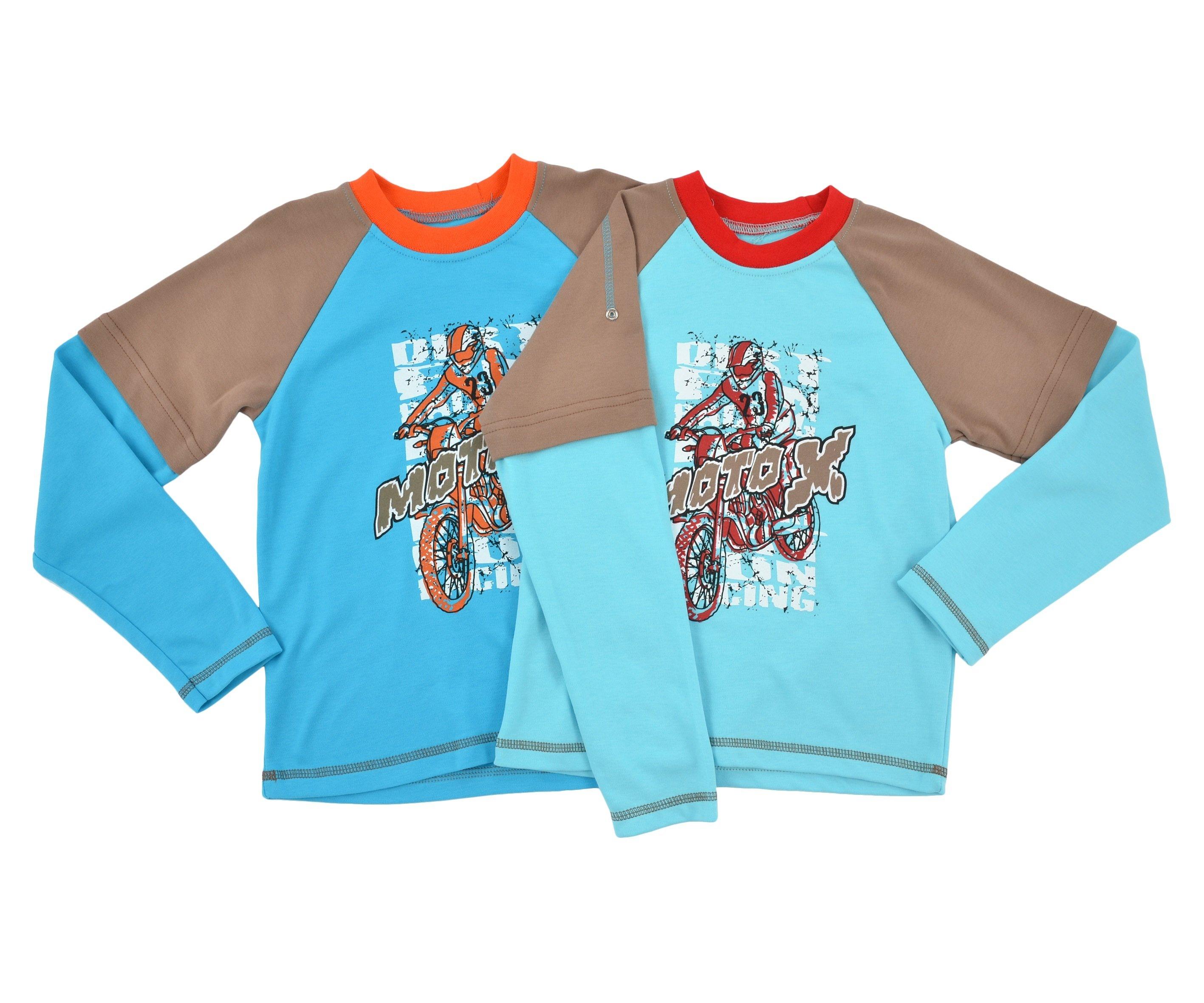 Джемпер для мальчика ALLAL01-1354