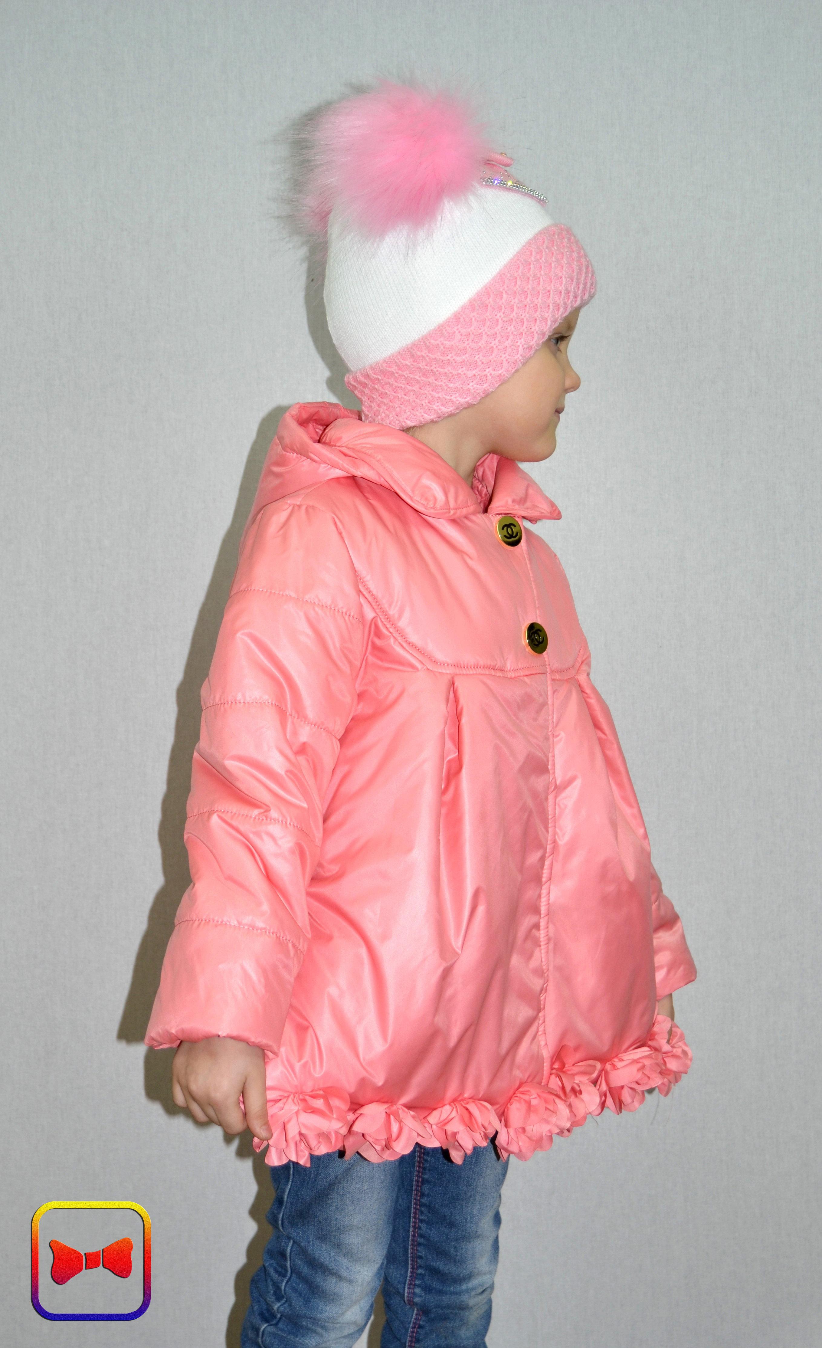 Пальто для девочки ALLZY24