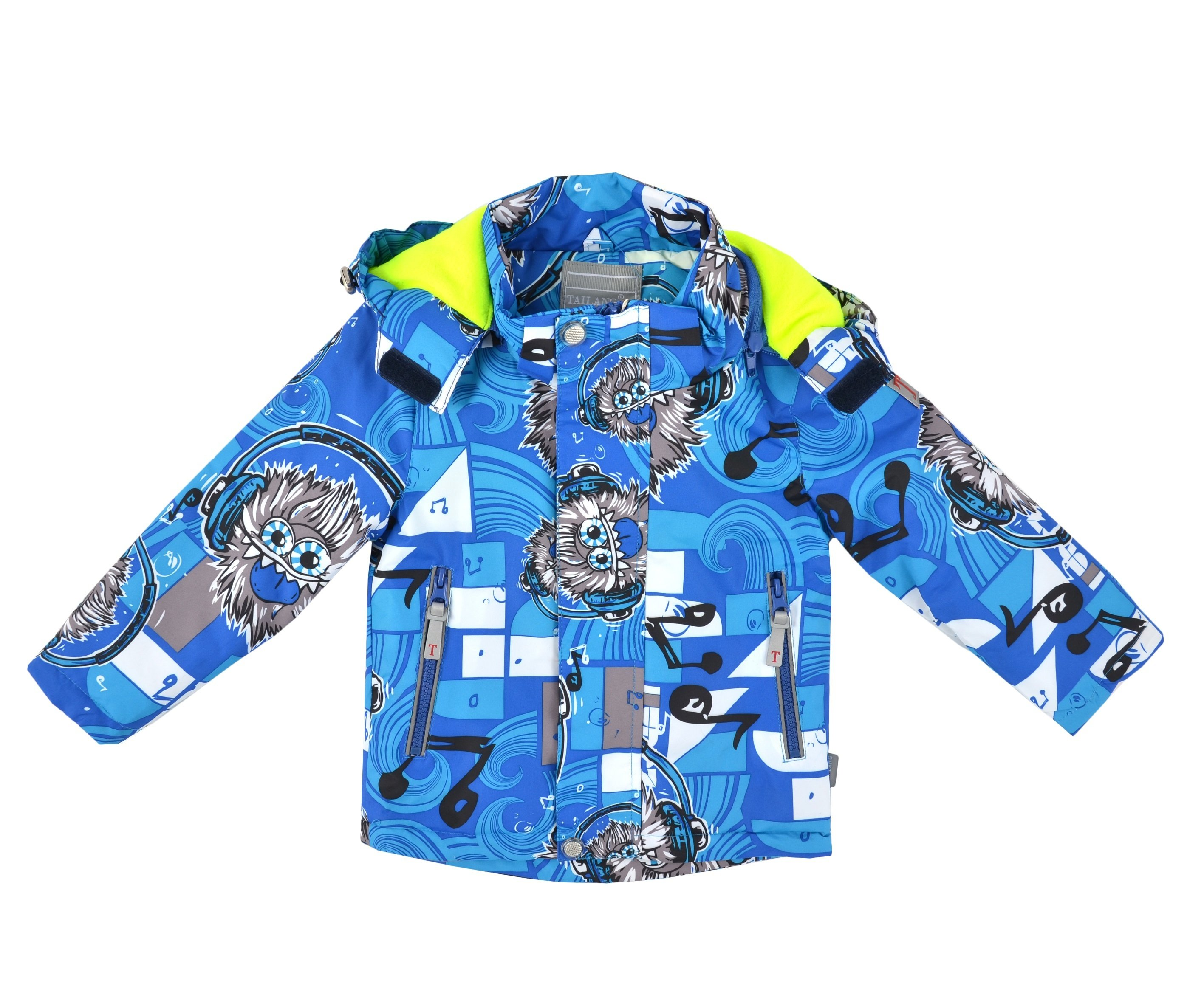 Куртка для мальчика ALL1831