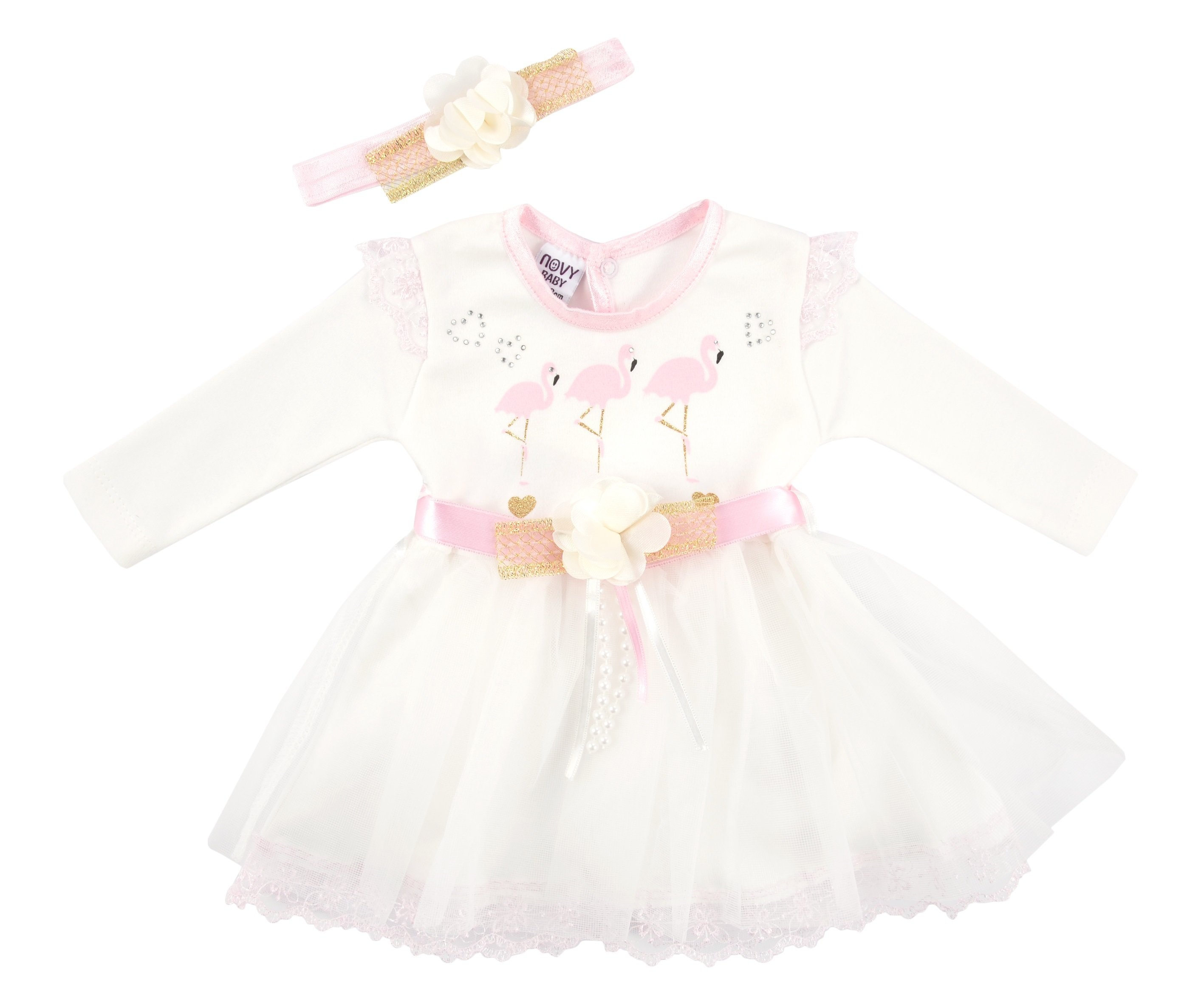 Платье для девочки ALL45-196