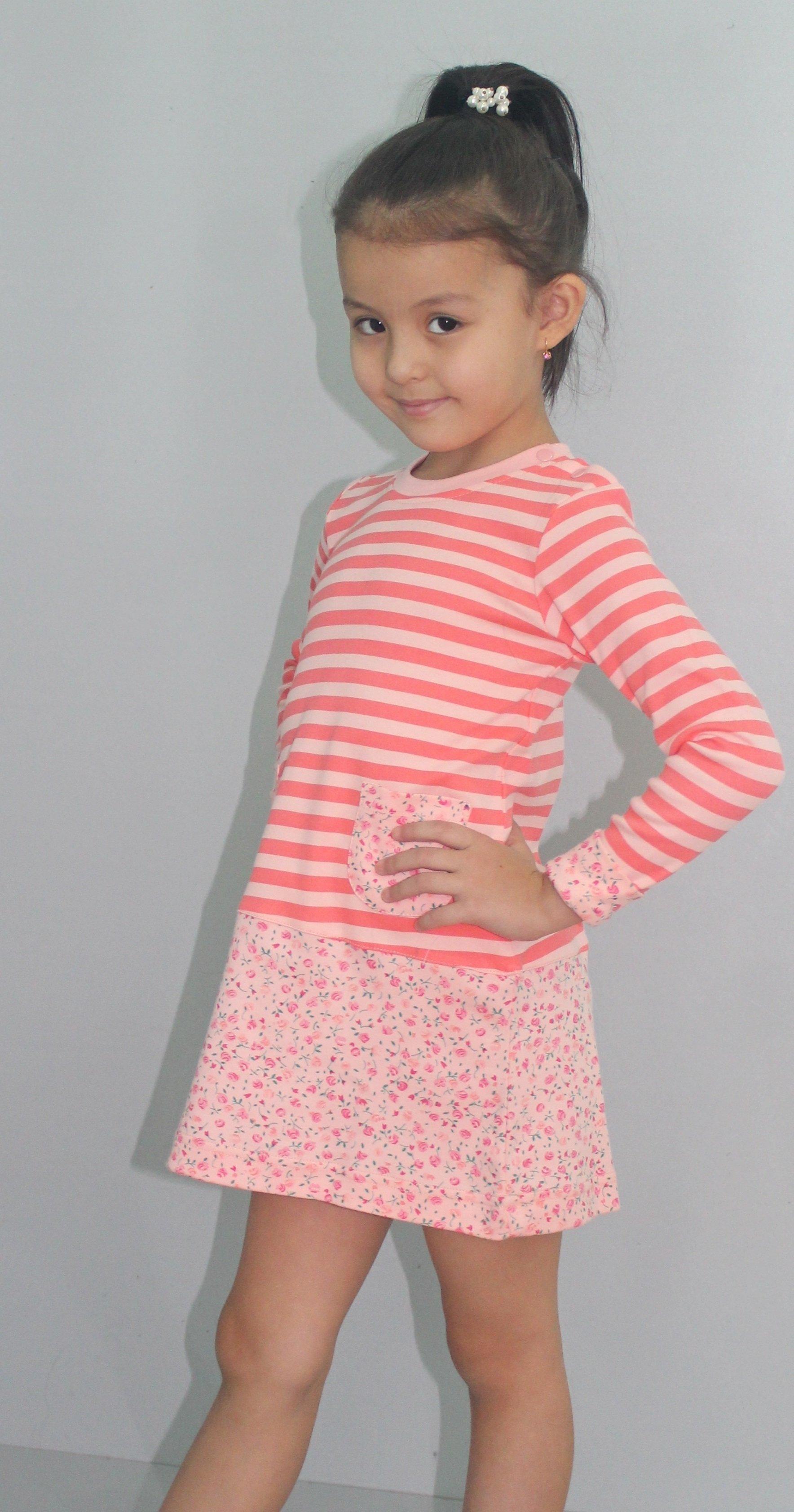 Платье для девочки ALLTR695i