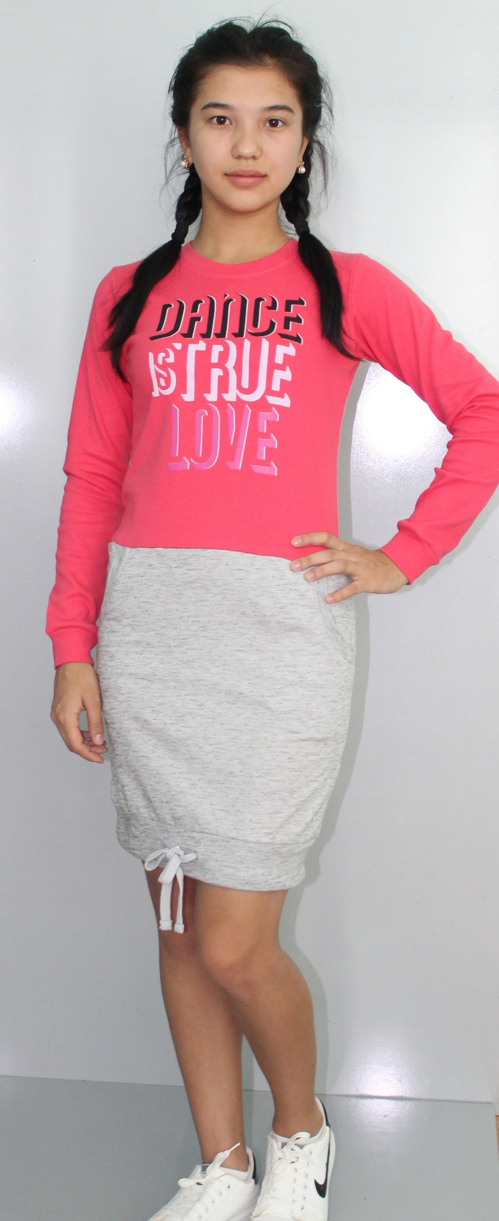 Платье для девочки ALLTR617F-10-12