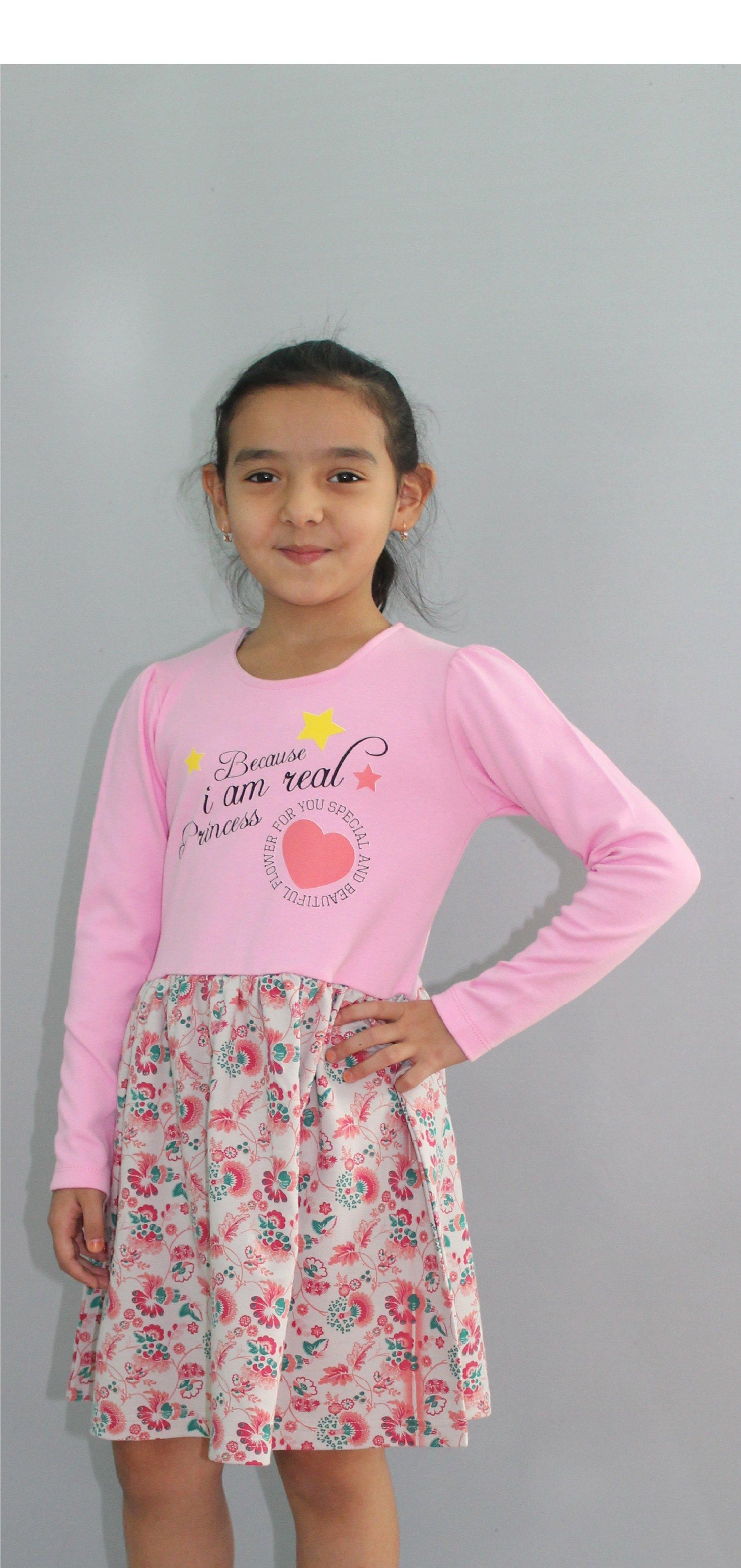 Платье для девочки ALLTR680F