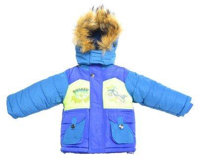 Куртка для мальчика 86