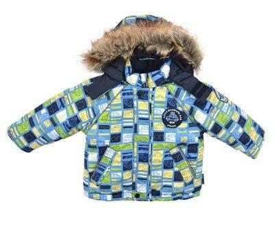 Комплект для мальчика (куртка+полукомбинезон)