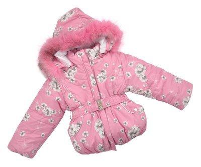 Комплект для девочки (куртка+полукомбинезон)