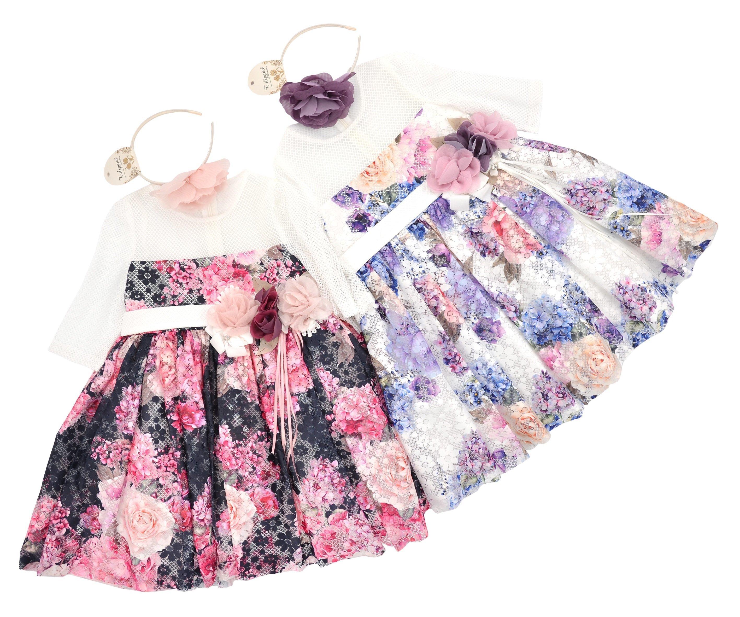 Платье+ободок ALLTP0617