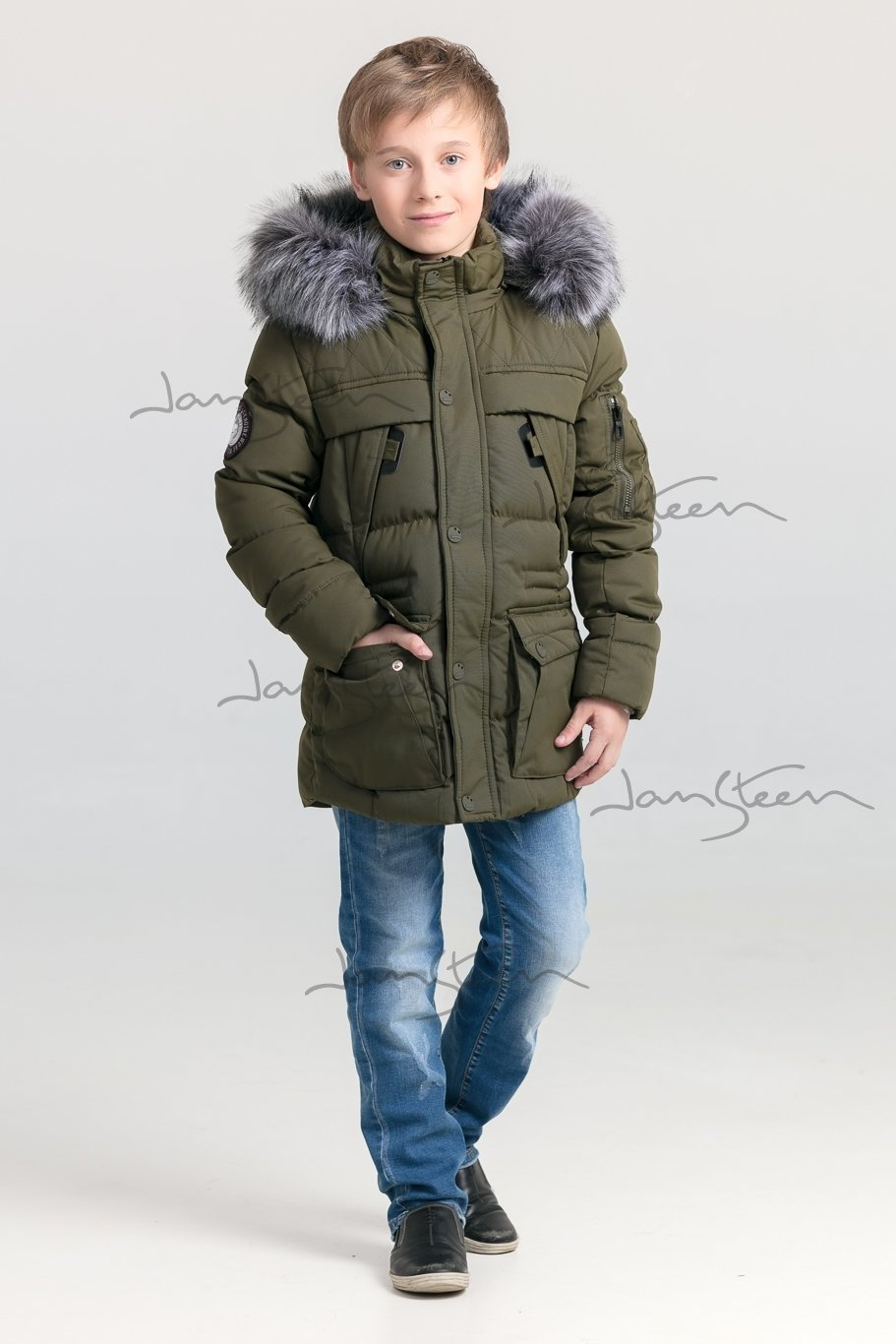 Куртка для мальчика YSJS7866