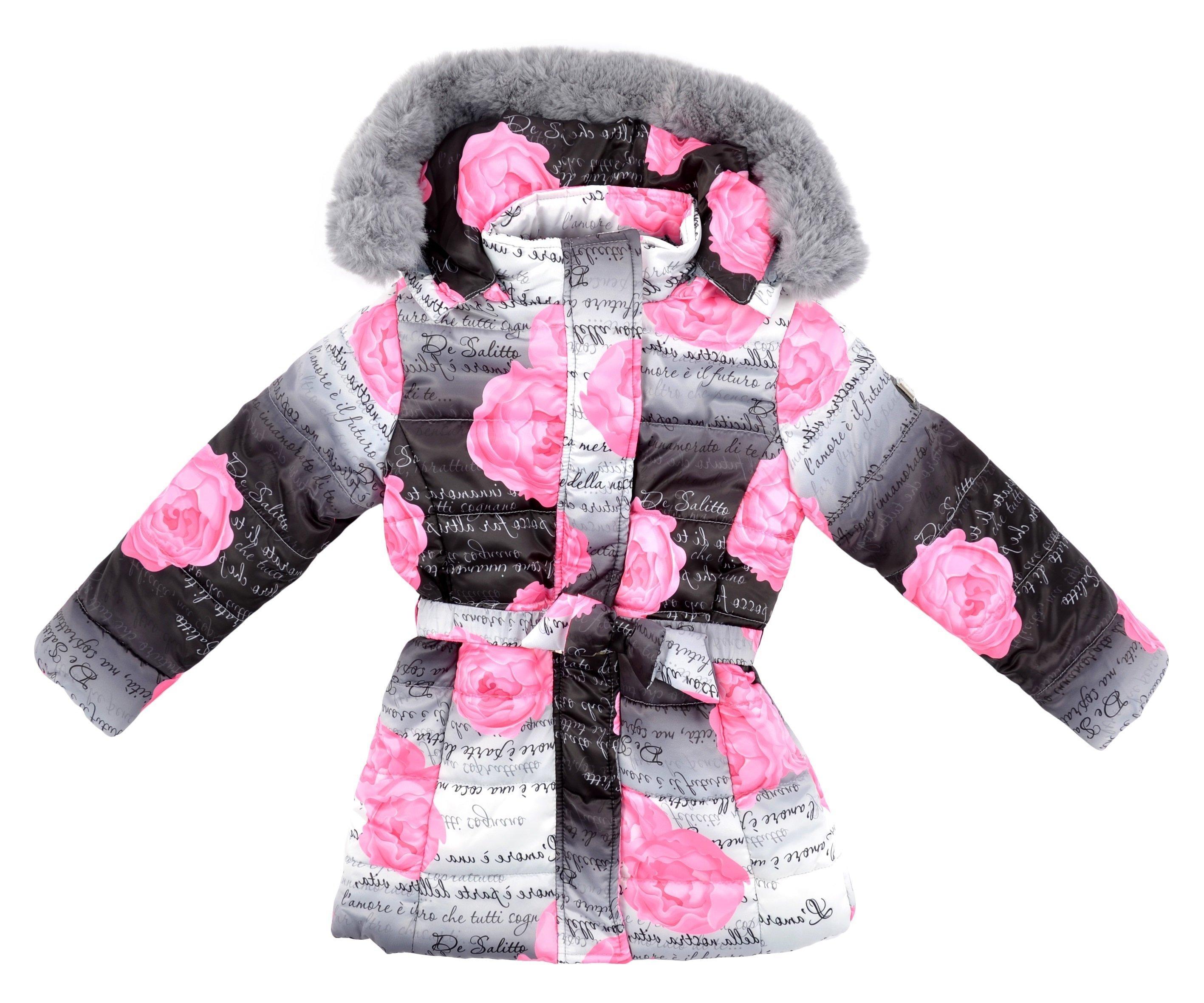 Пальто для девочки ALLDS17310