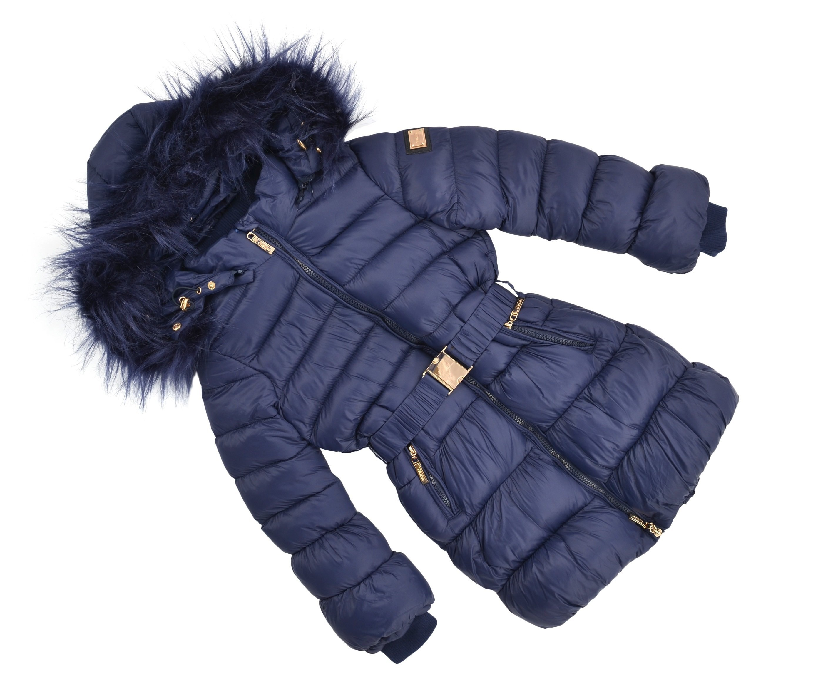 Пальто для девочки ALLDS17333