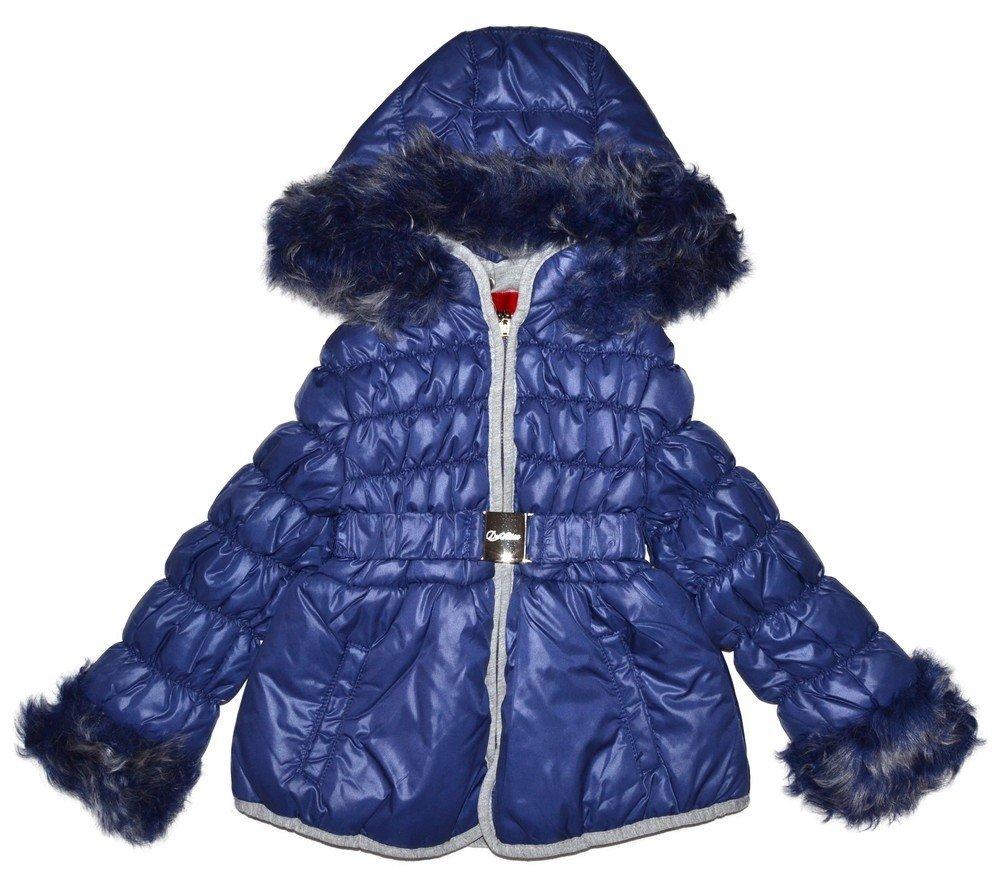 Куртка зимняя для девочки ALL6525