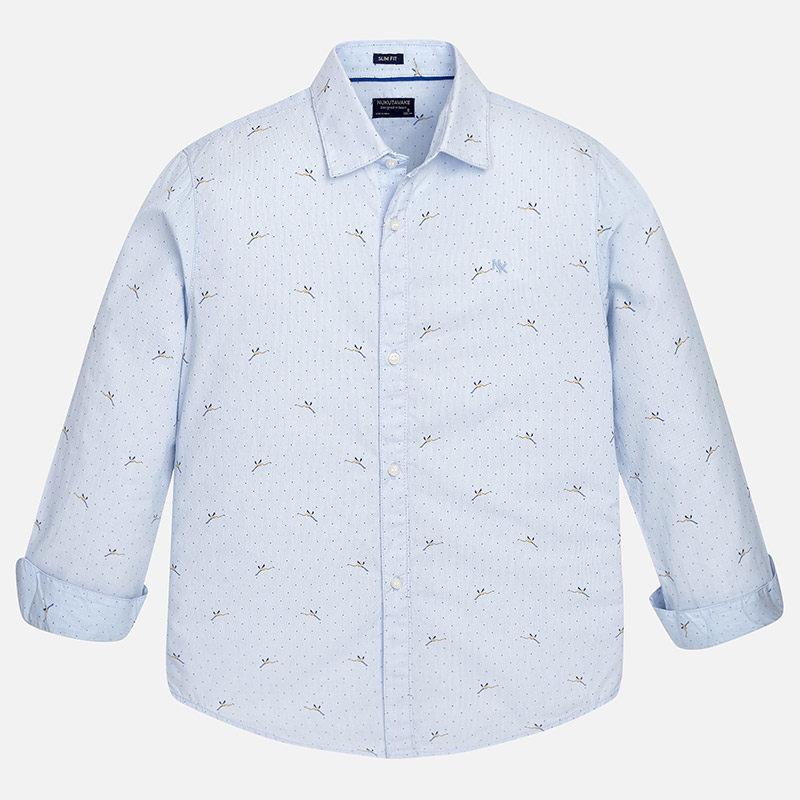 Рубашка для мальчика DSMR6154
