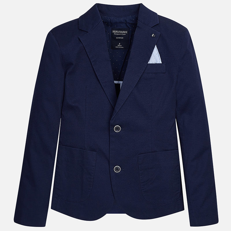 Пиджак для мальчика DSMR6444