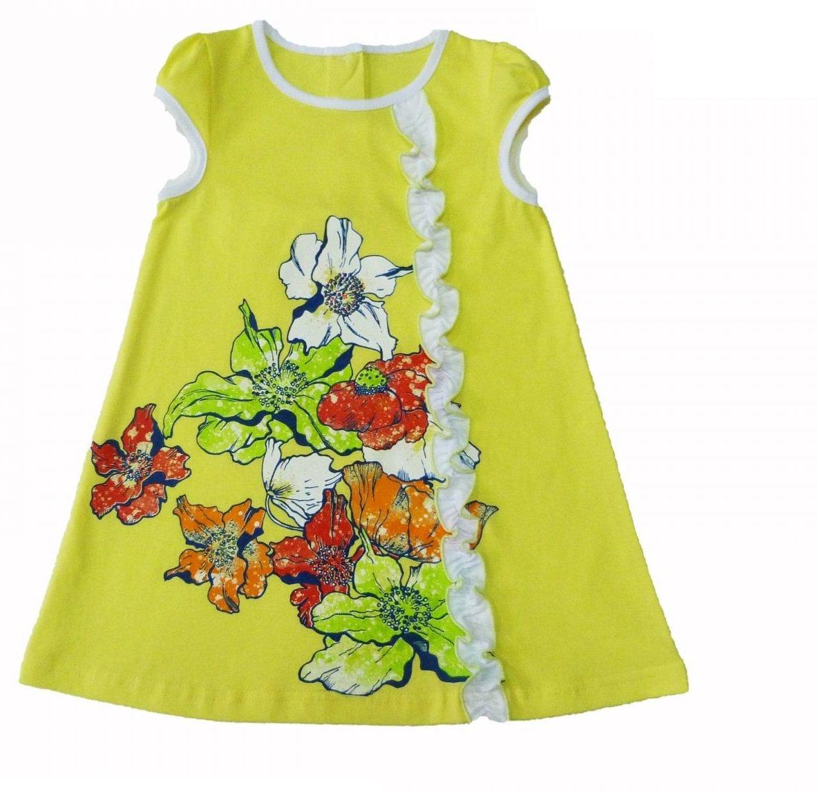 Платье для девочки ALLLN910-83