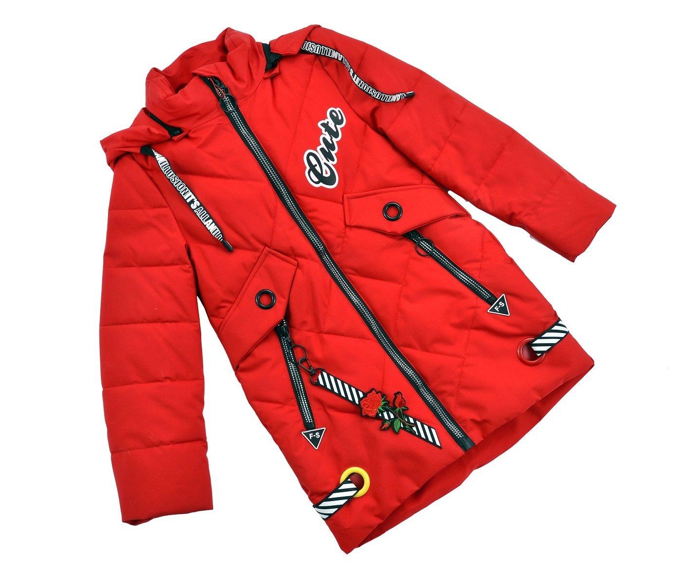 Пальто для девочки ALL810