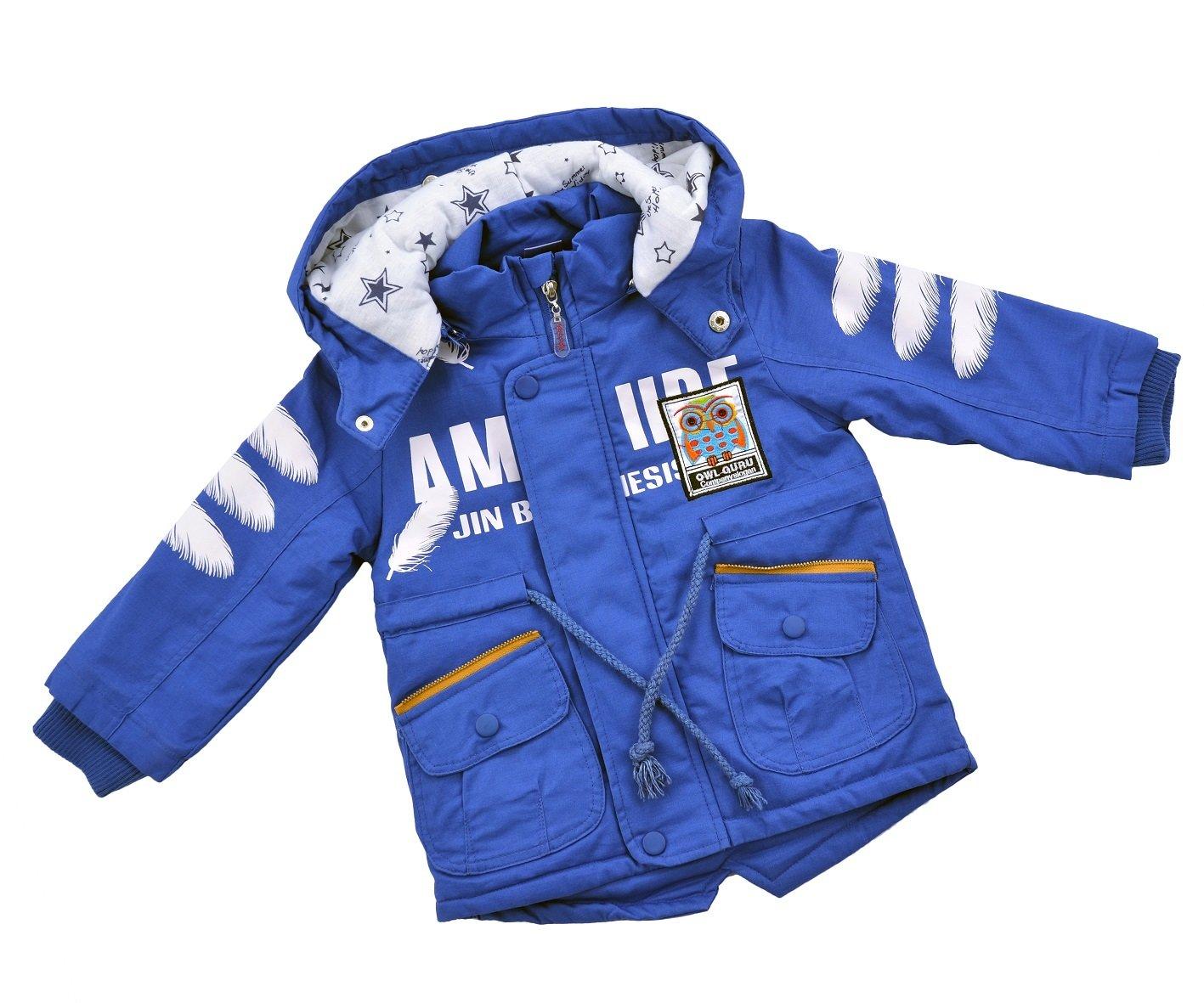 Куртка для мальчика ALLM800