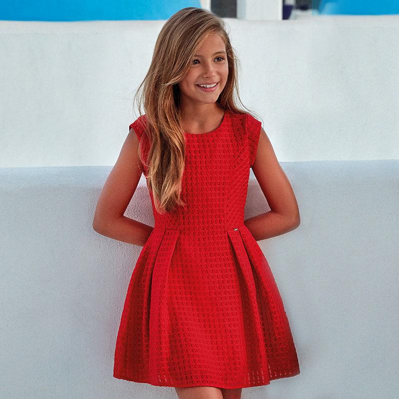 Платье для девочки DSMR6944-29