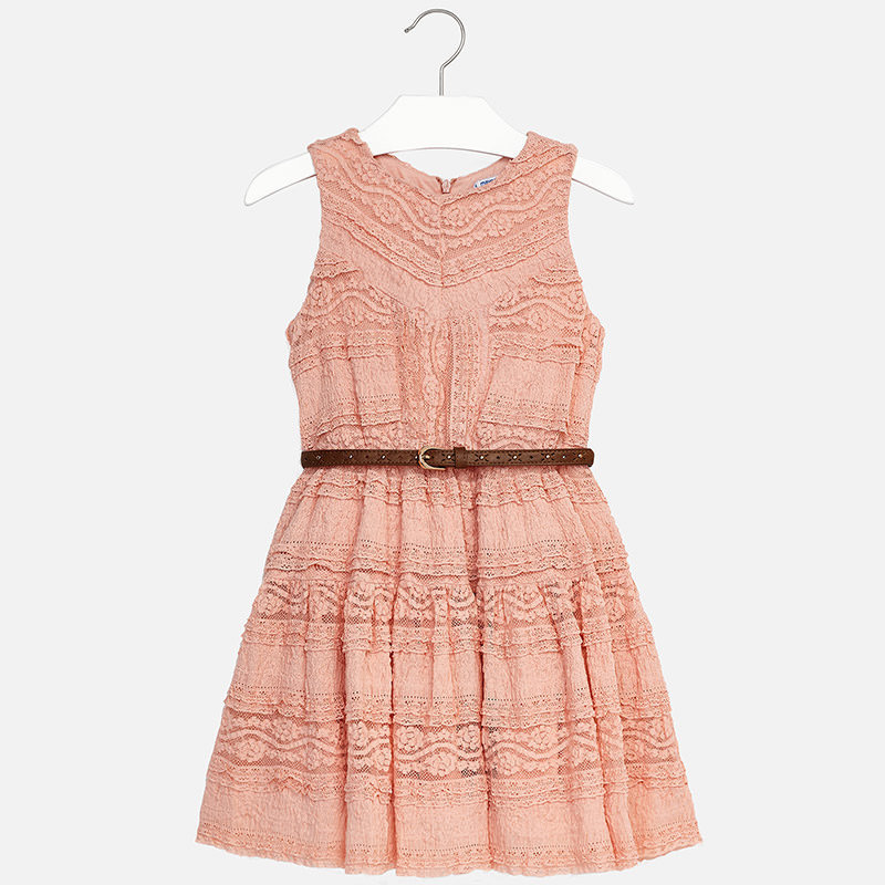 Платье для девочки DSMR6946-70