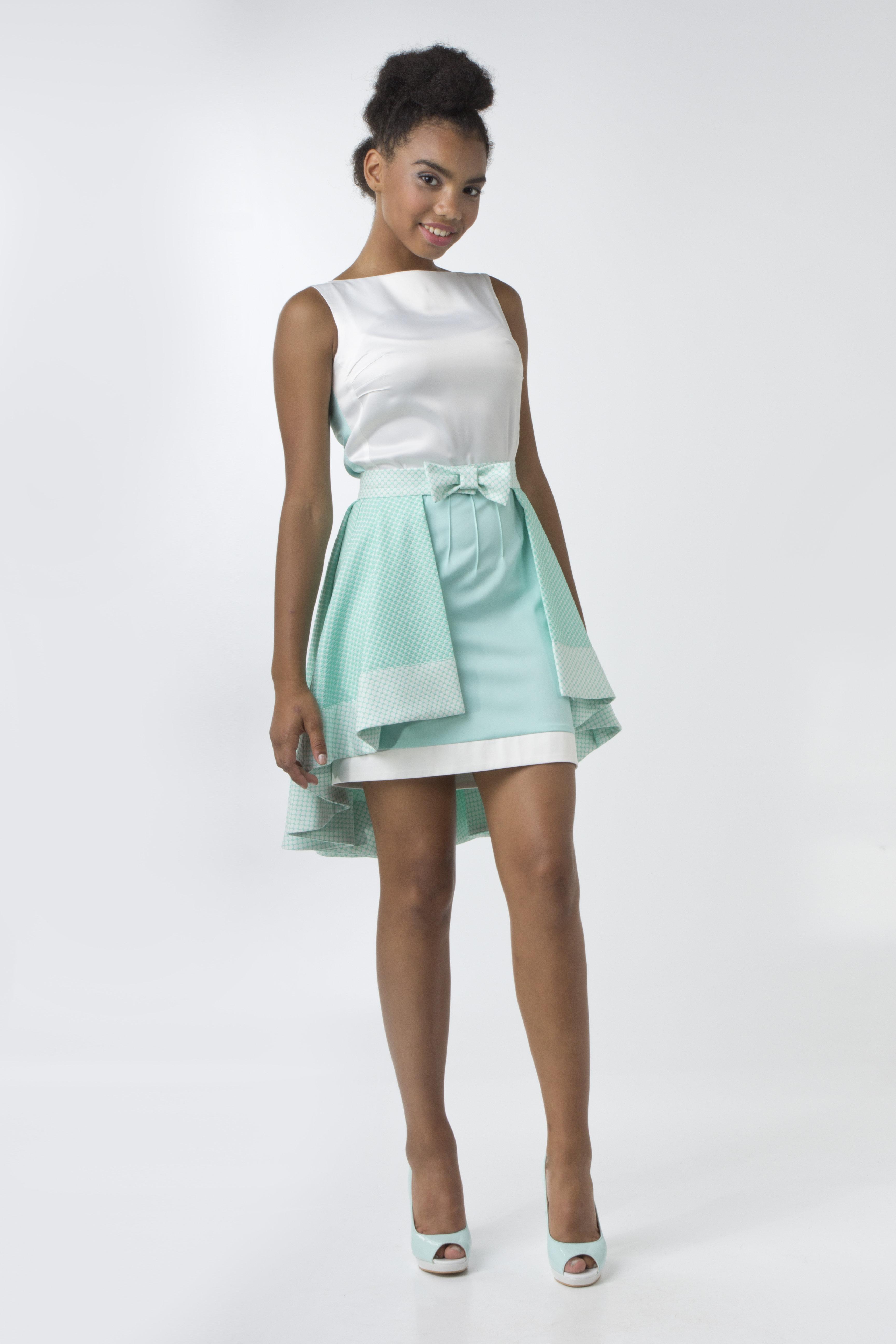 Платье для девочки YGSB081-26