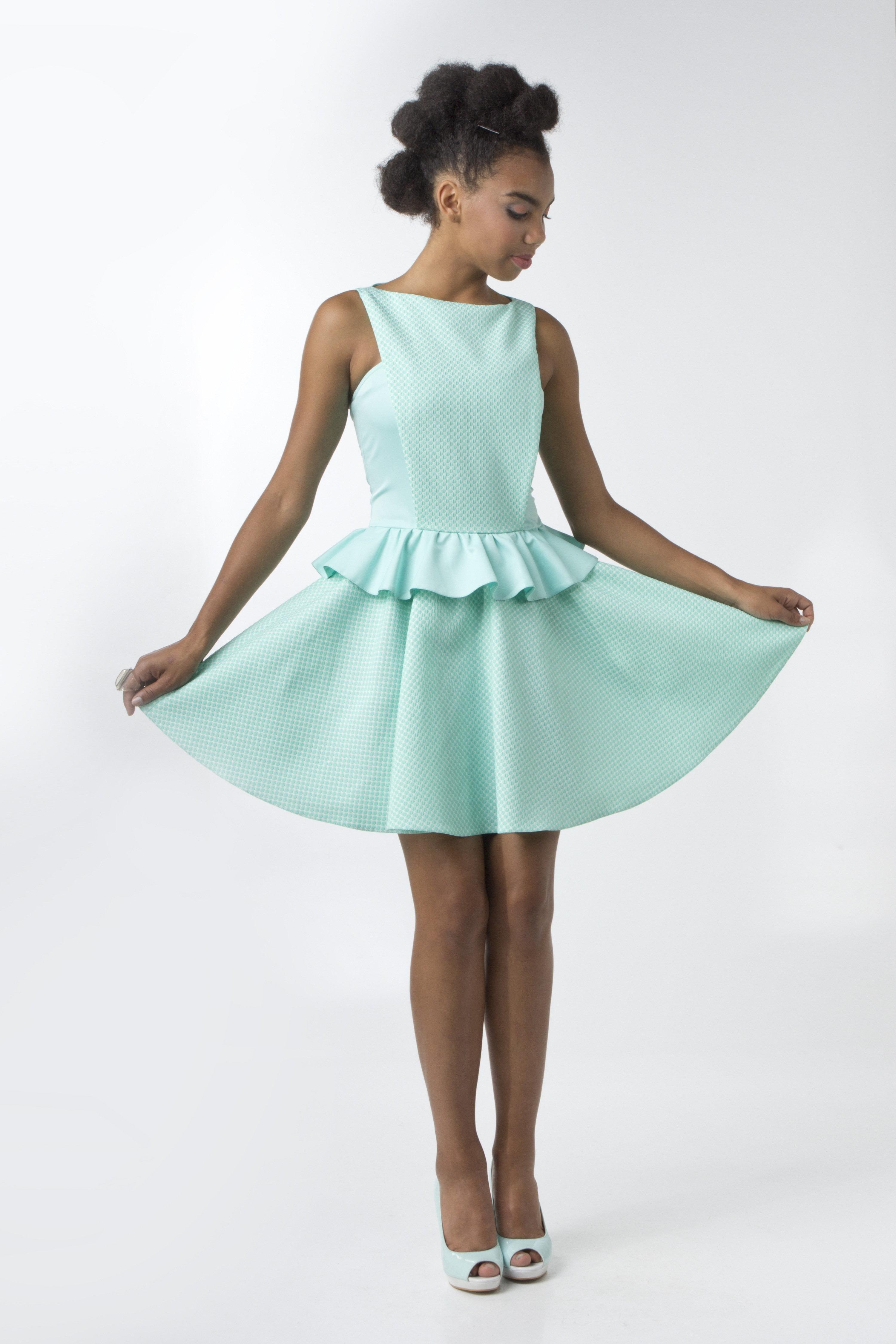 Платье для девочки YGSB087-35