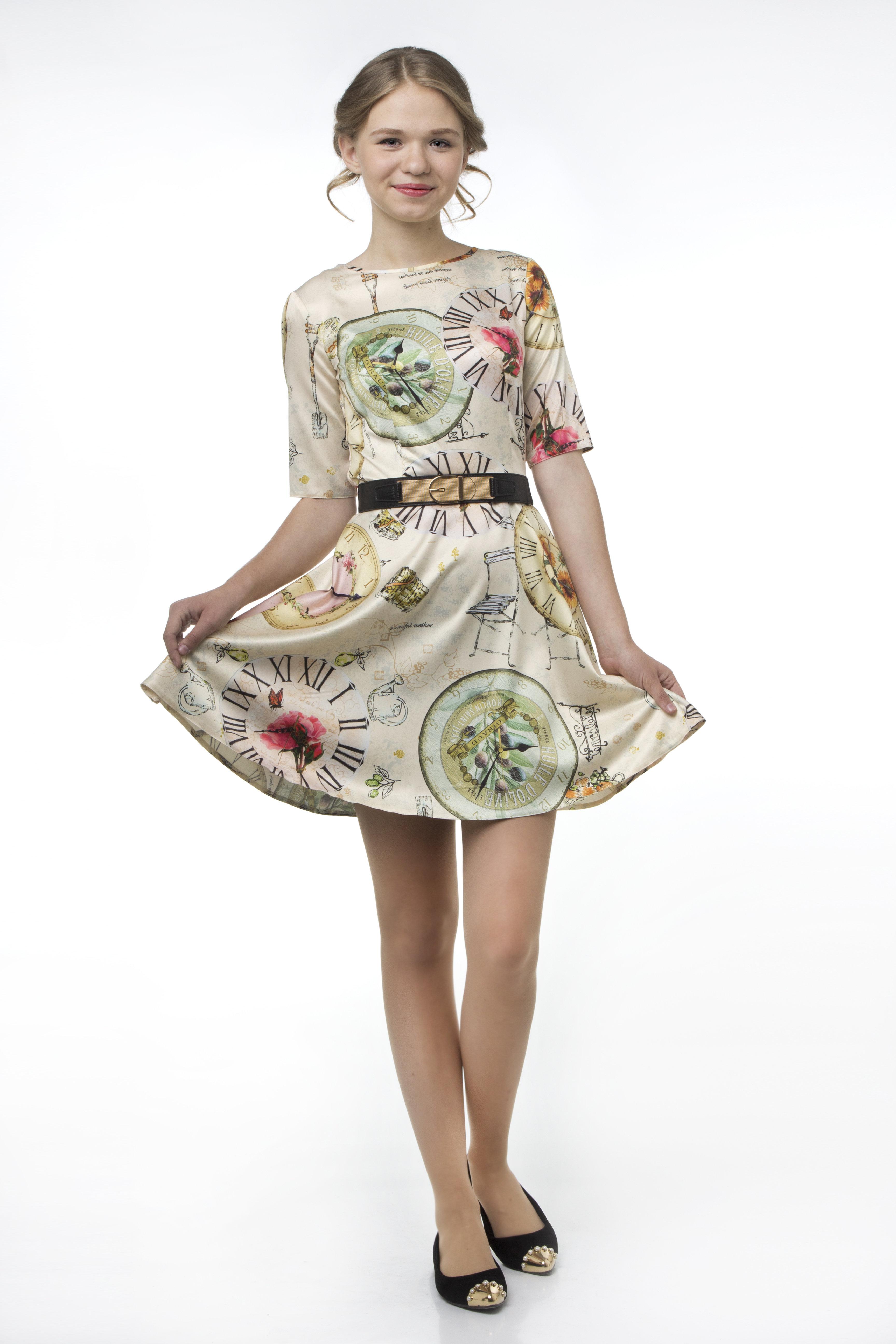 Платье для девочки YGSB012-53