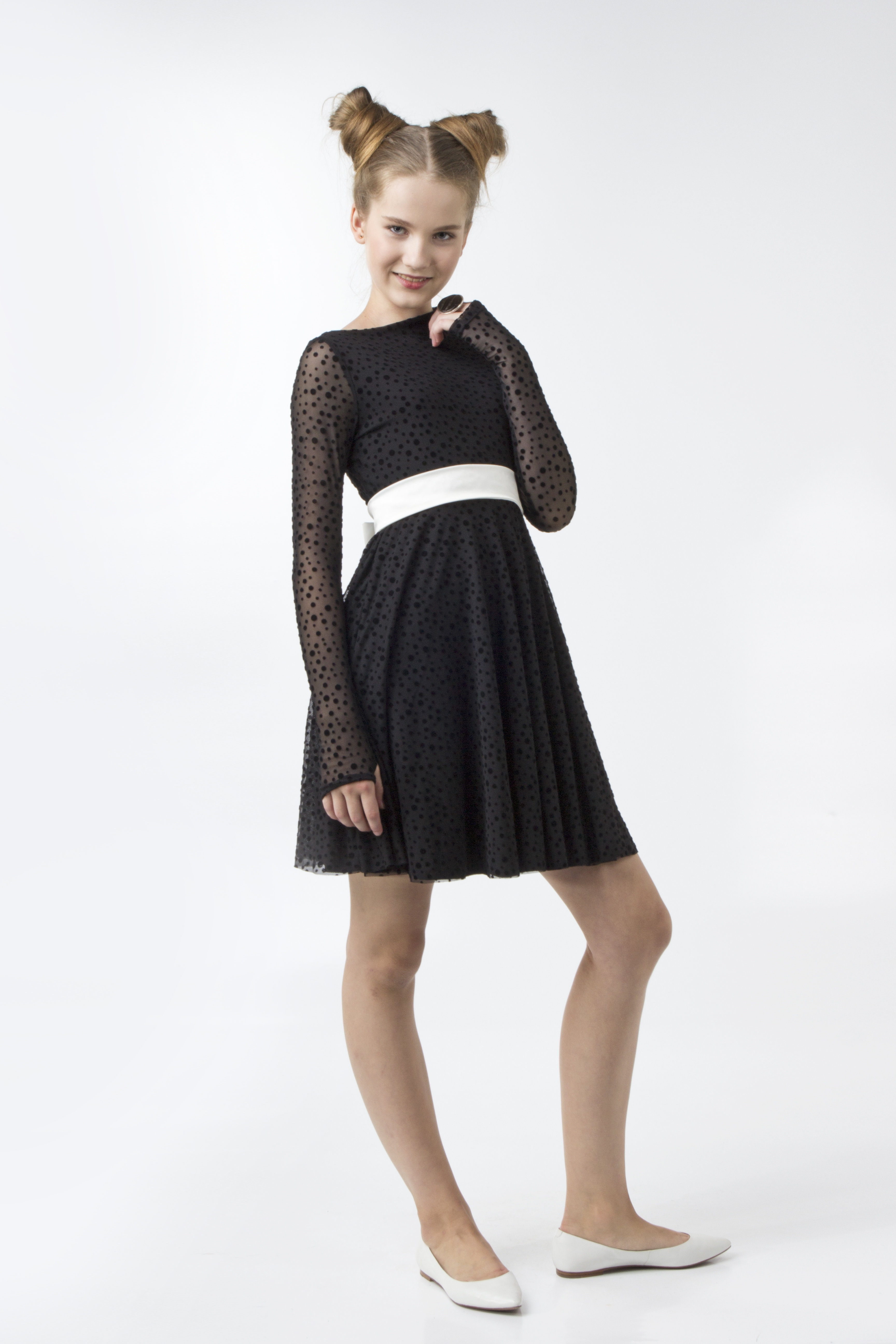 Платье для девочки YGSB089-01